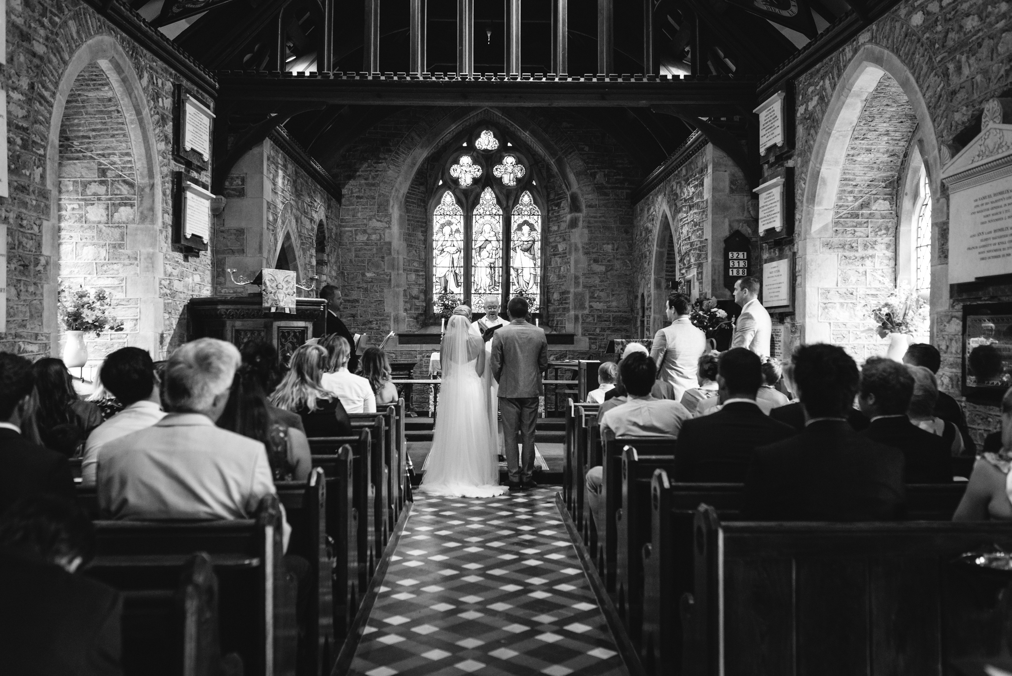 Copy of Church Wedding Ceremony