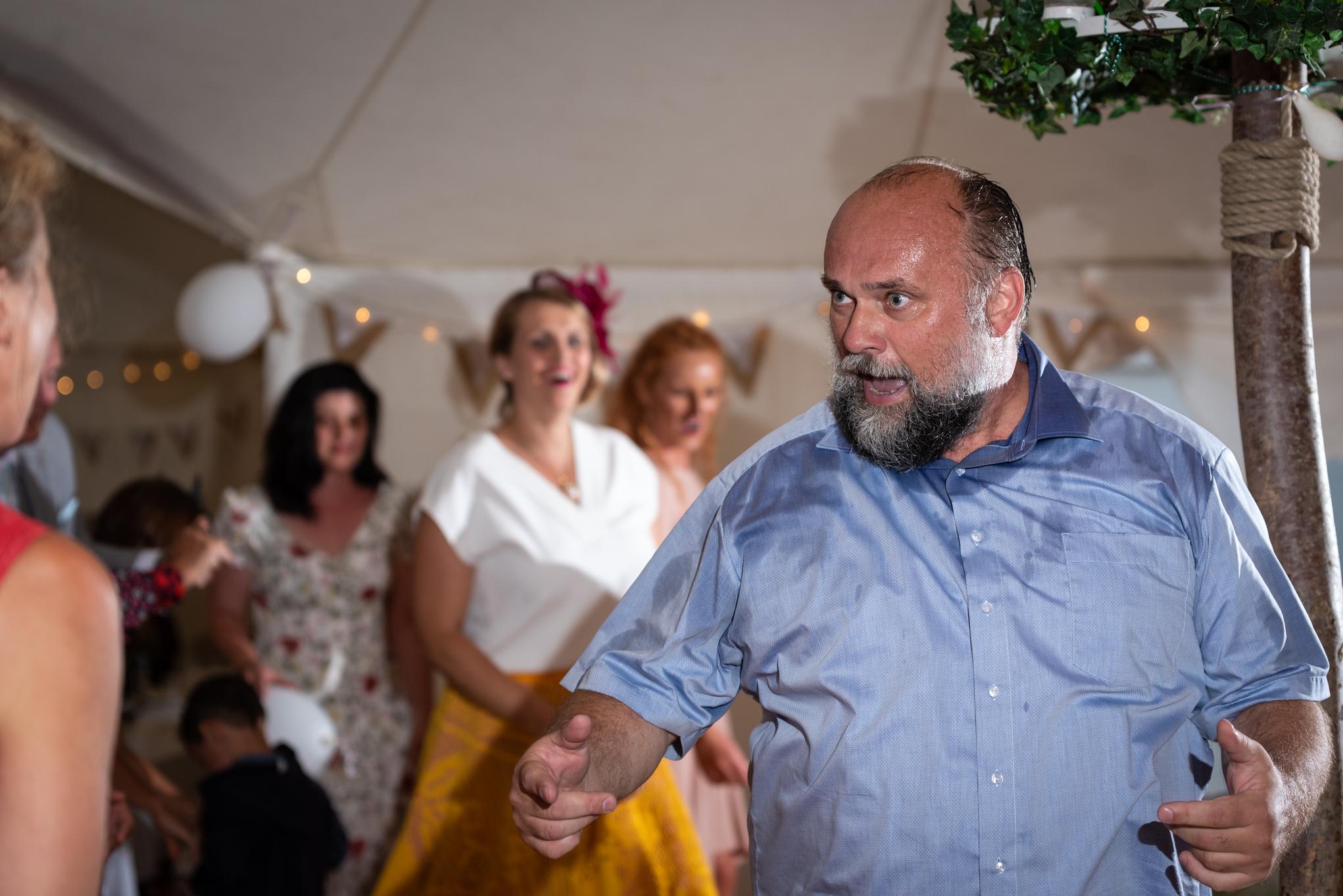 Copy of Wedding Party Dancing