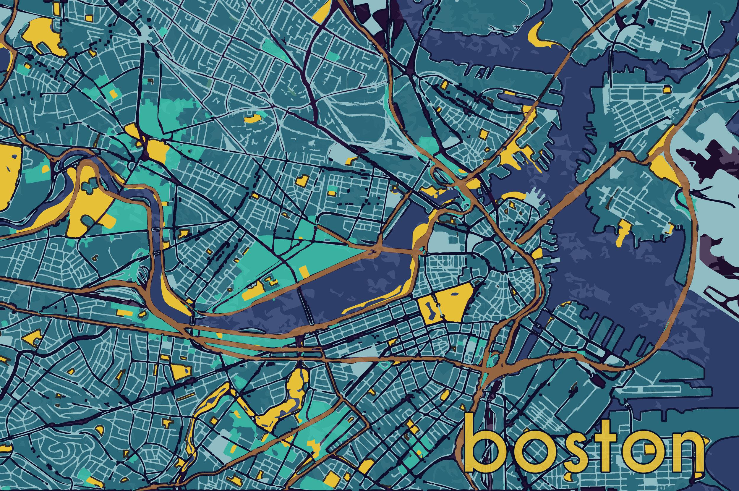 Boston, Massachusetts, 2016