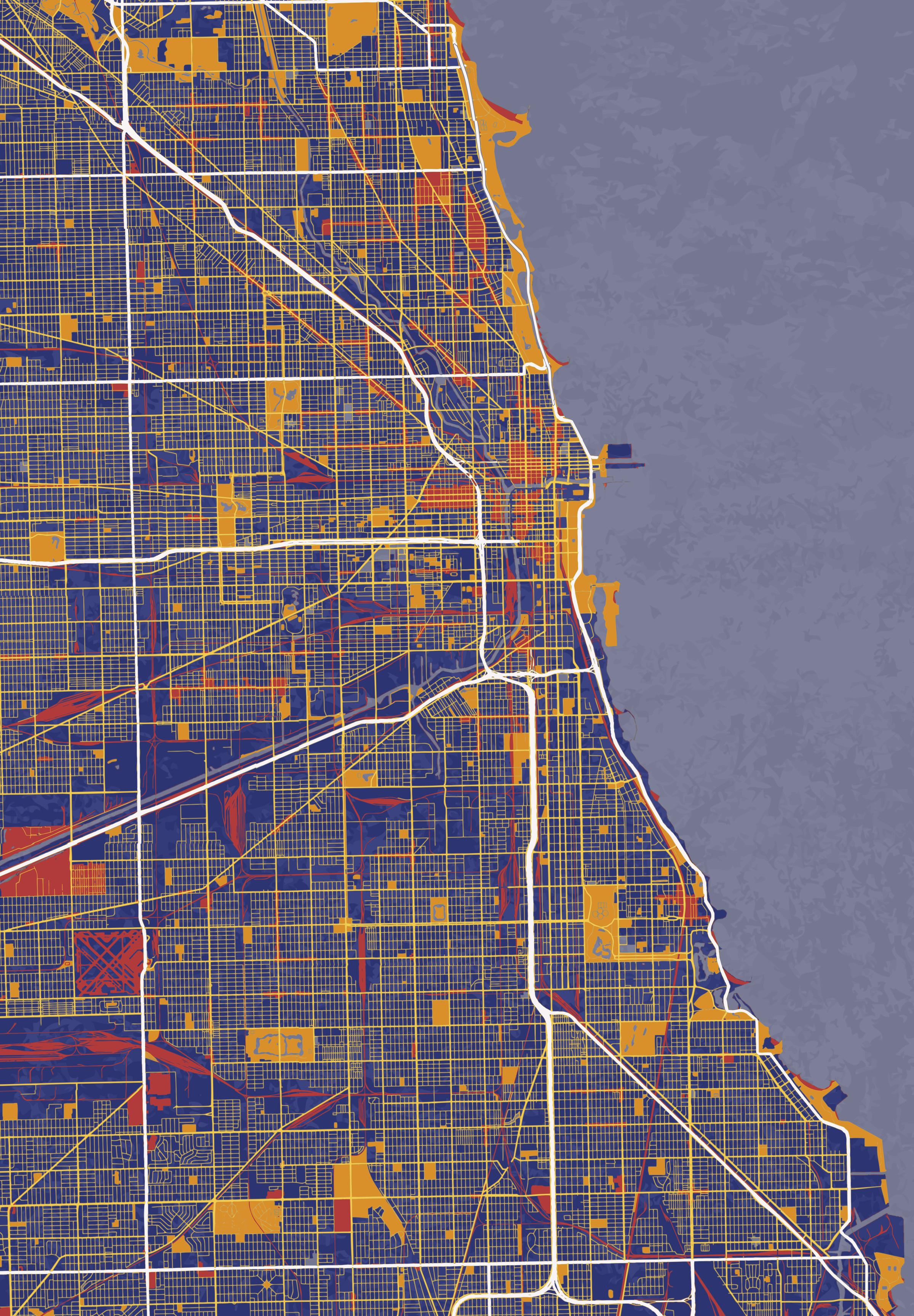Chicago, Illinois, 2018