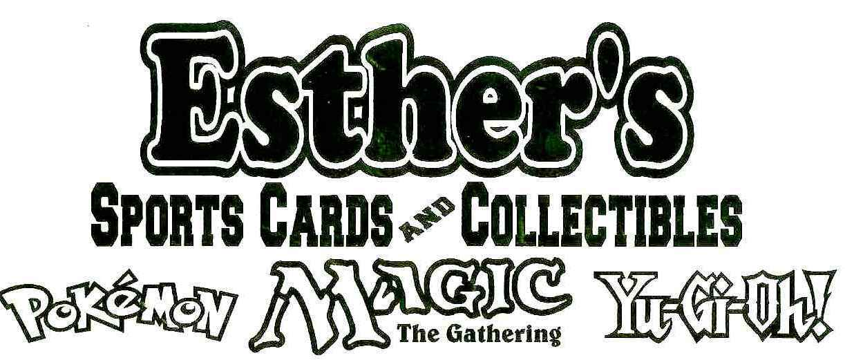 Esther's Sports Cards