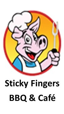Sticky Fingers BBQ & Cafe