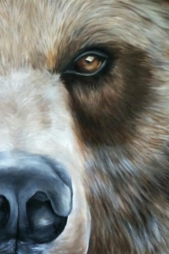 Bear Detail