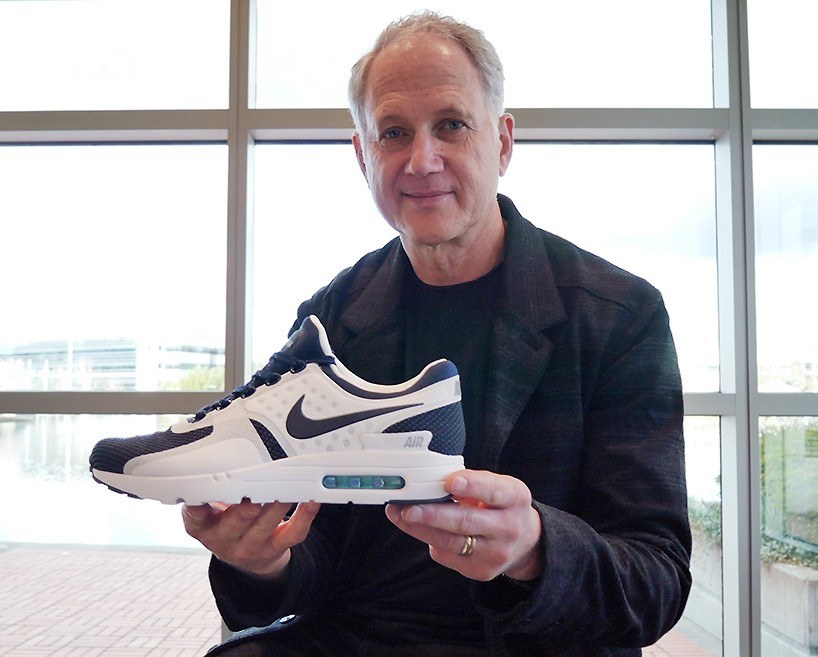 The Legend of Tinker Hatfield — AS