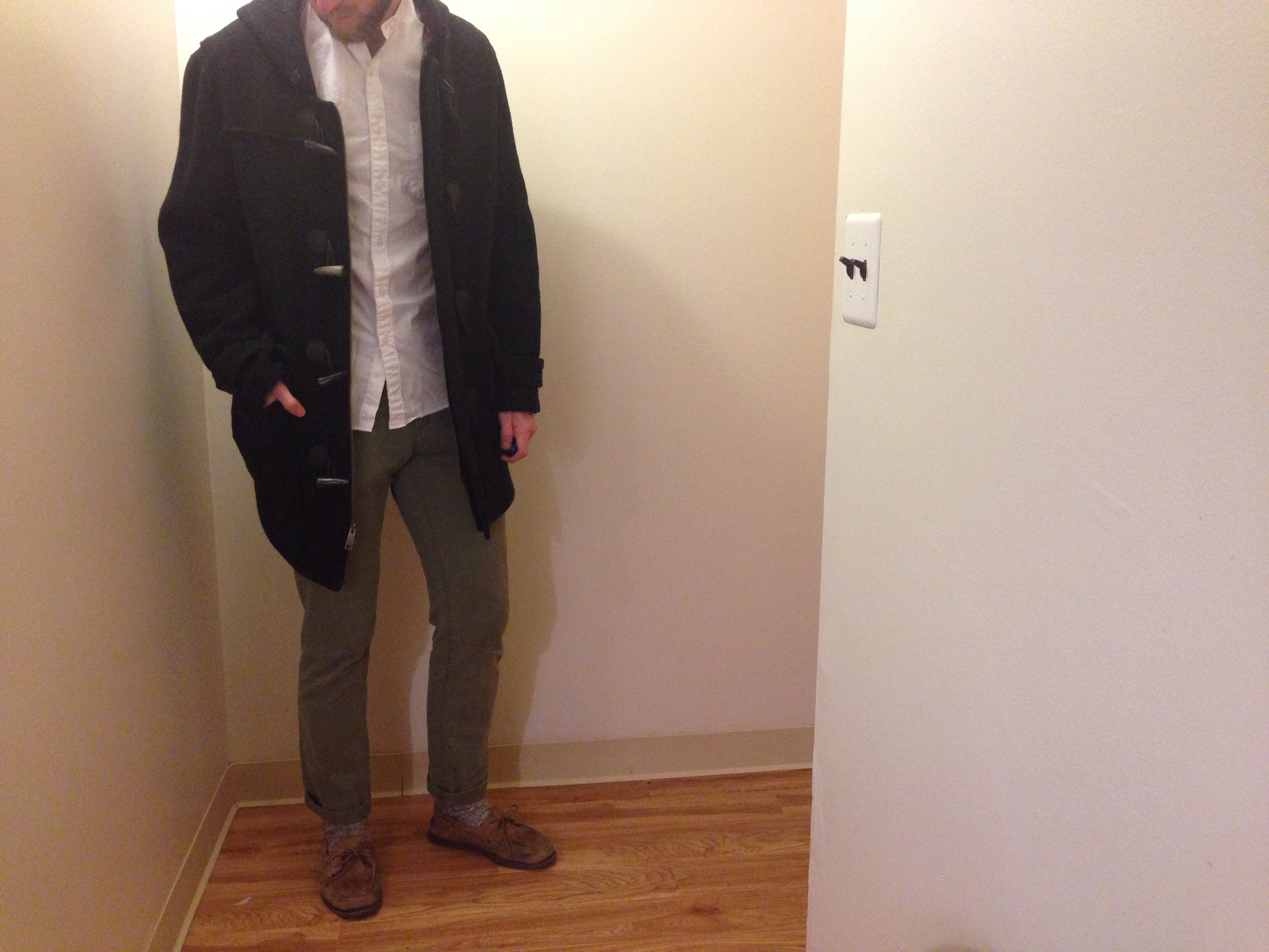 Lands' End/J. Crew/Gap/Anonymousism/Sperry's