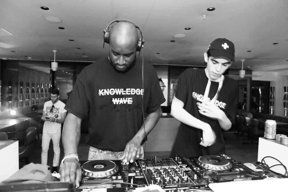A$AP Mob x KNOW WAVE Miami, 2015 (photo:  Autre )