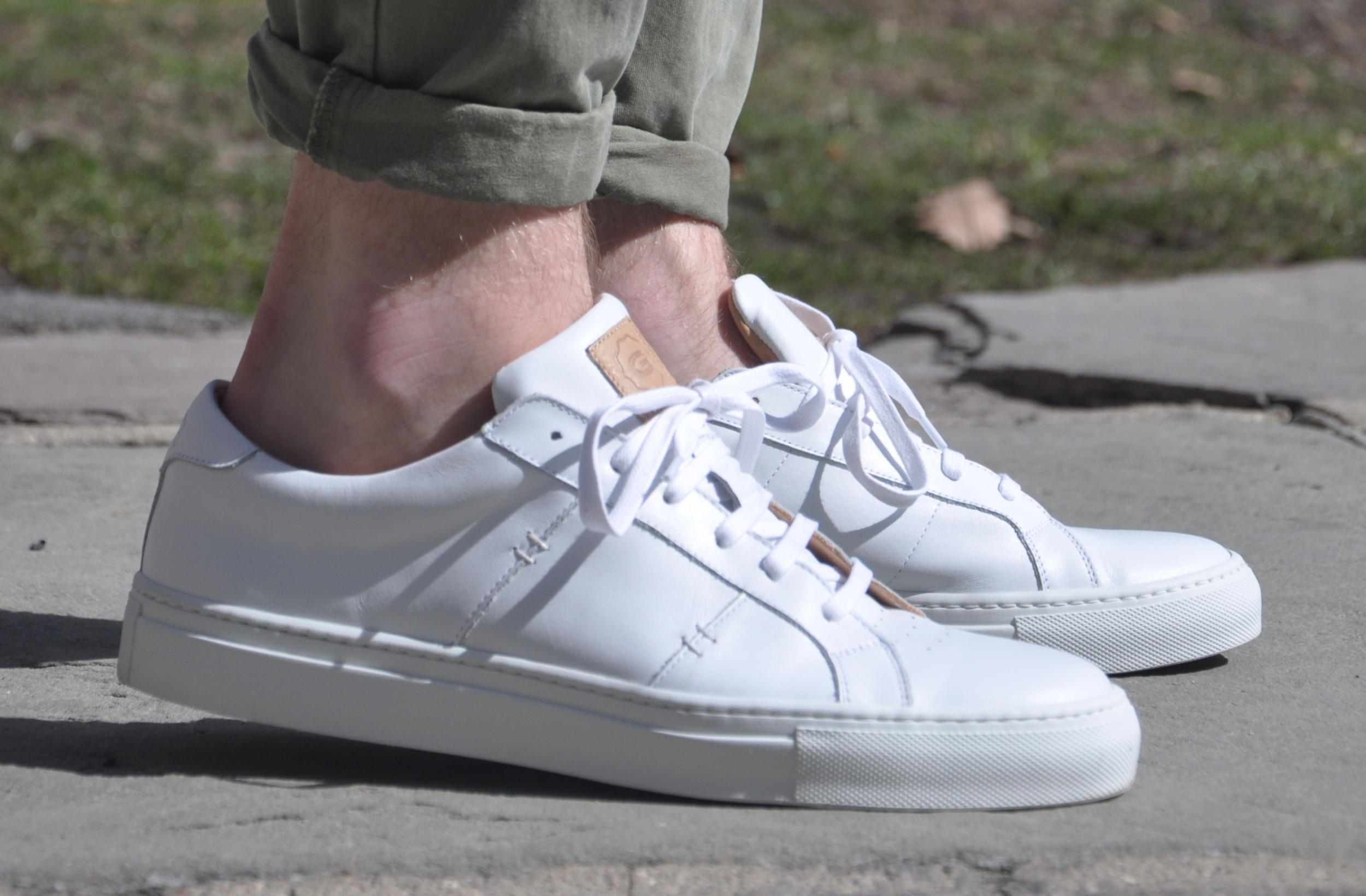 Shoe Review: Greats Royale (2016) — AS