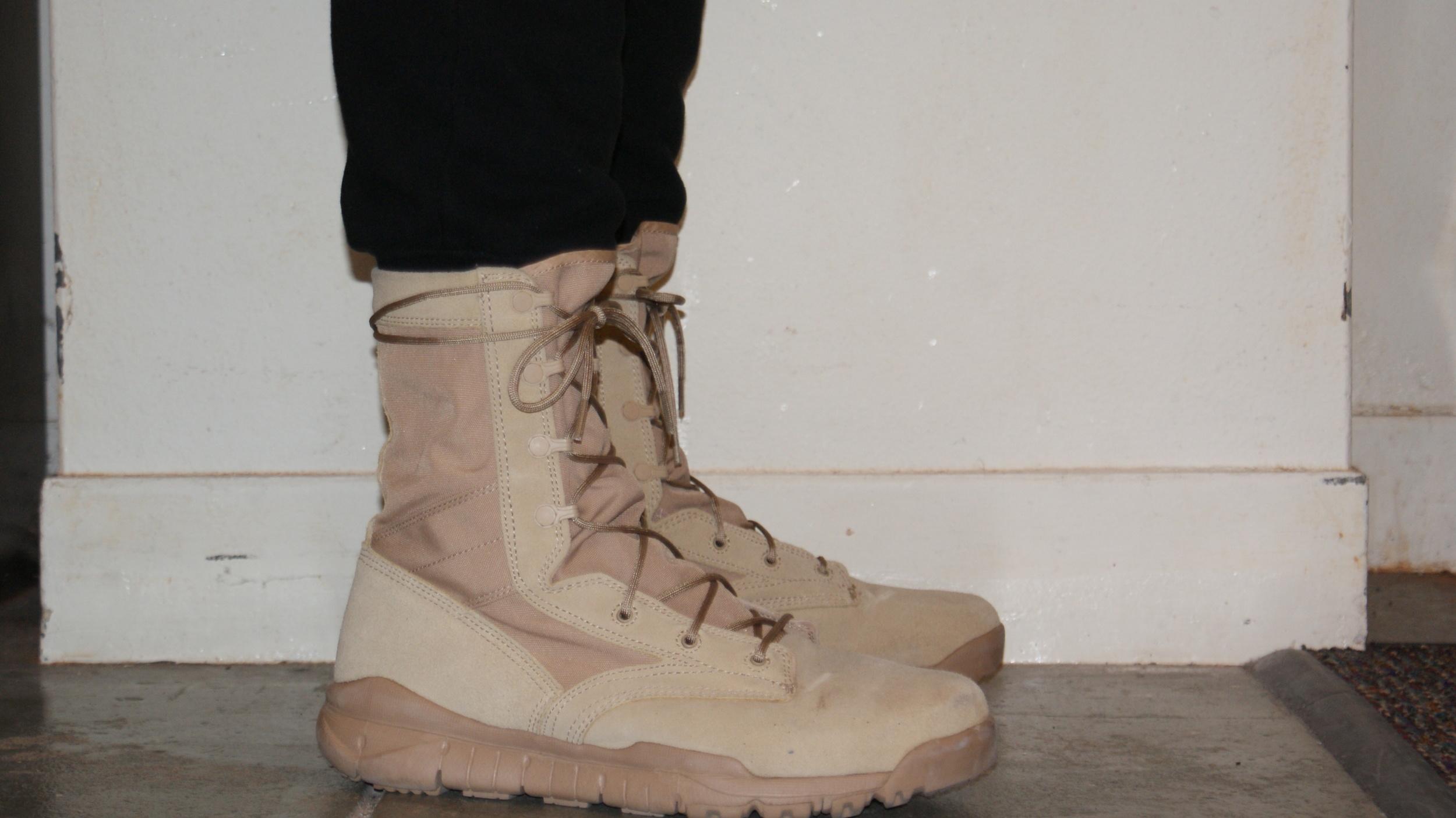 Shoe Review: Nike \