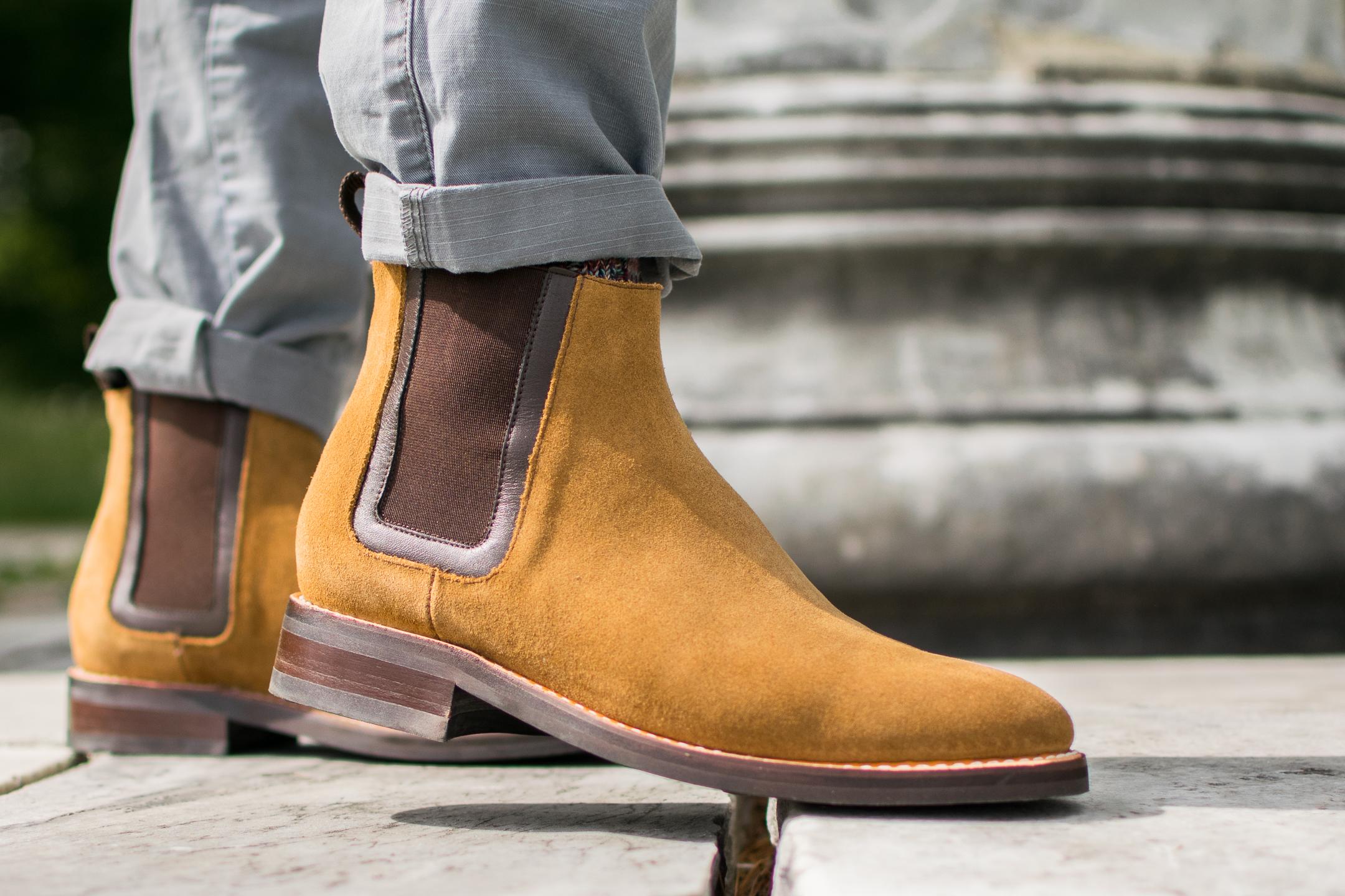 Shoe Review: Thursday Boots \