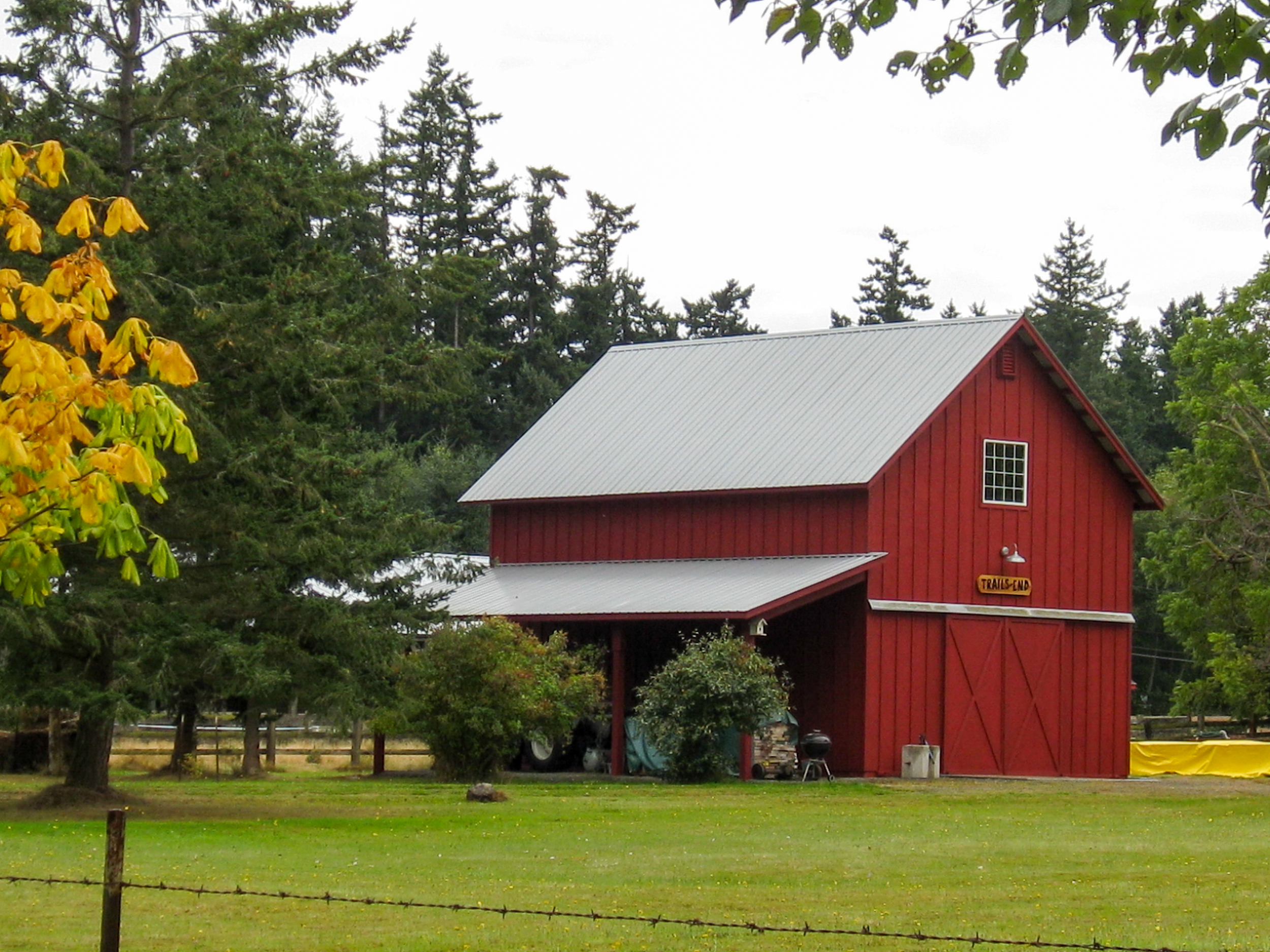 barn builder, horse barn, skagit county barn builder