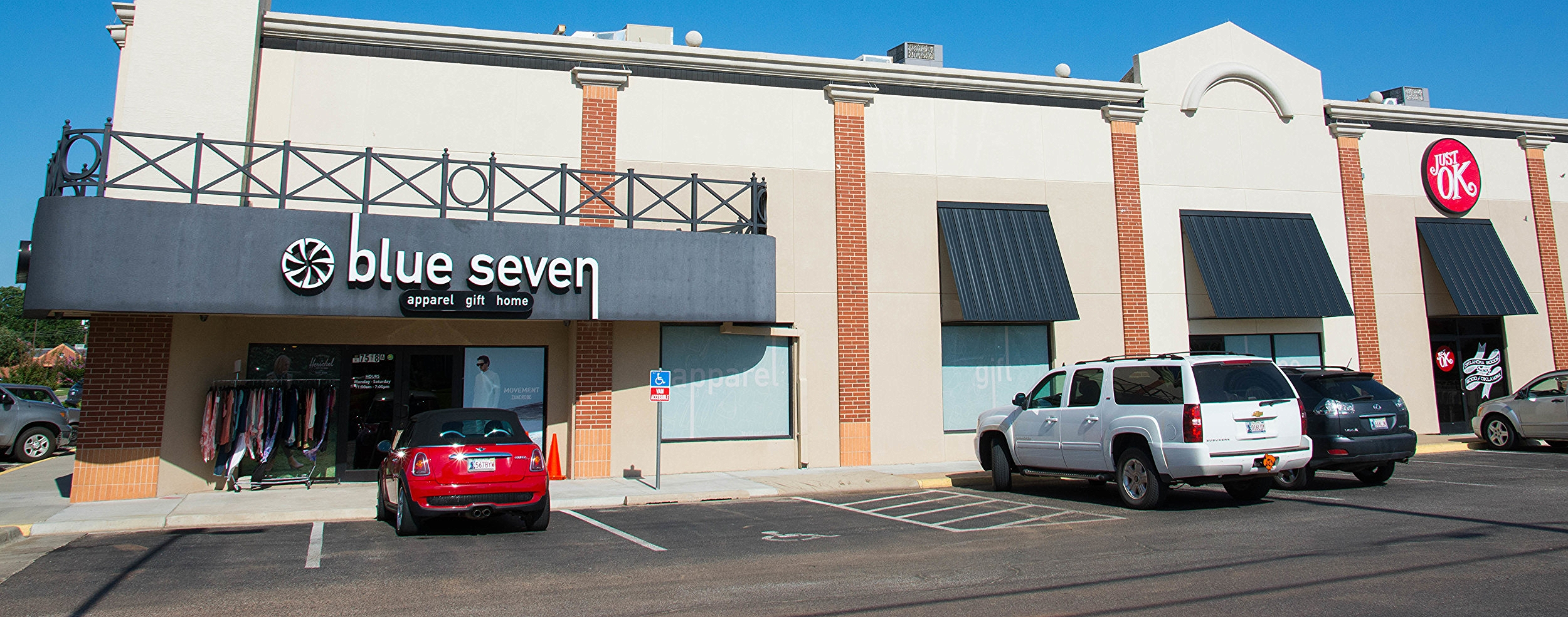 Blue Seven in Oklahoma City.