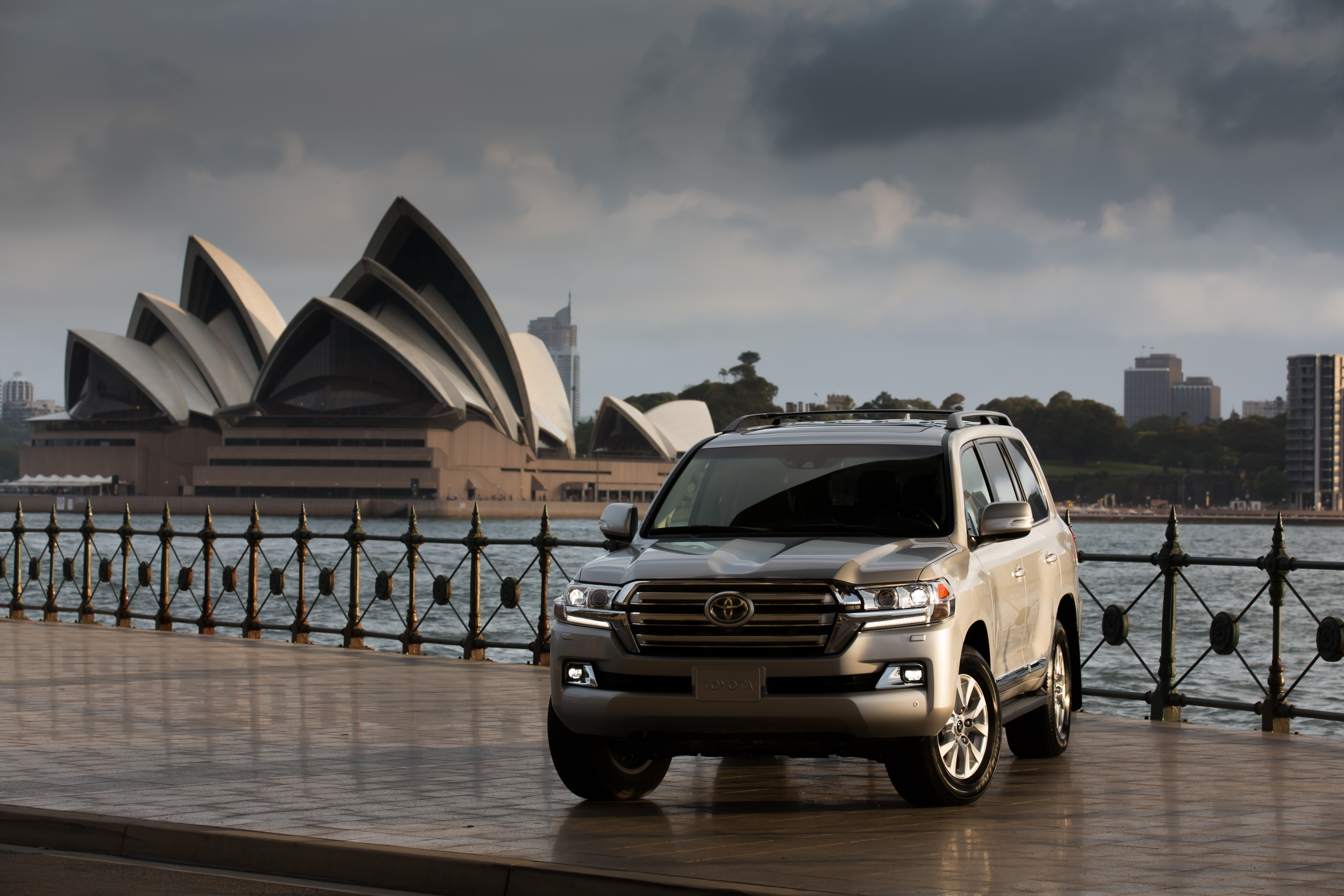 EVENT - 2016 Toyota Land Cruiser Media Tour  CLIENT - Toyota Motor Sales  Created and planned U.S. media tour in Australia