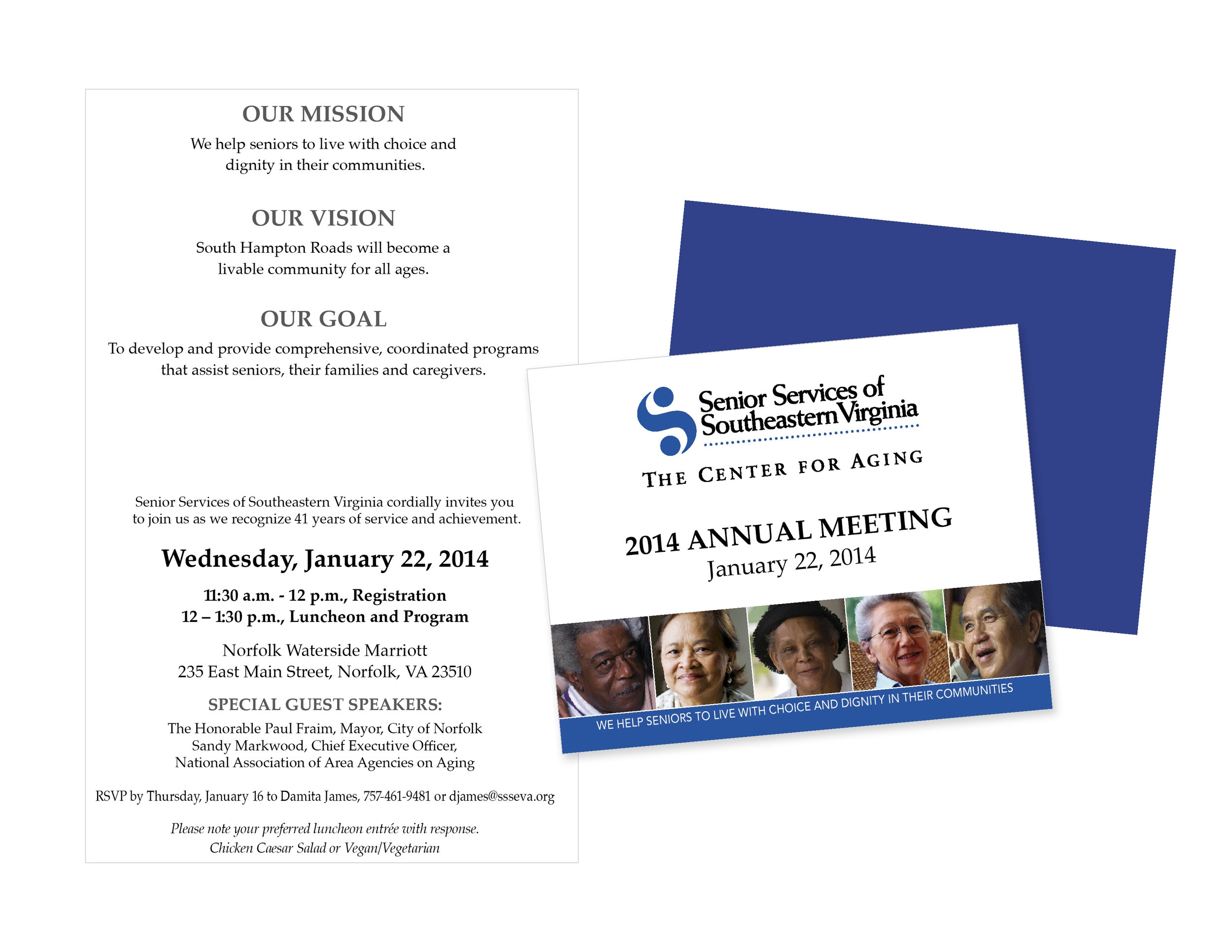 Invitation to Annual Meeting