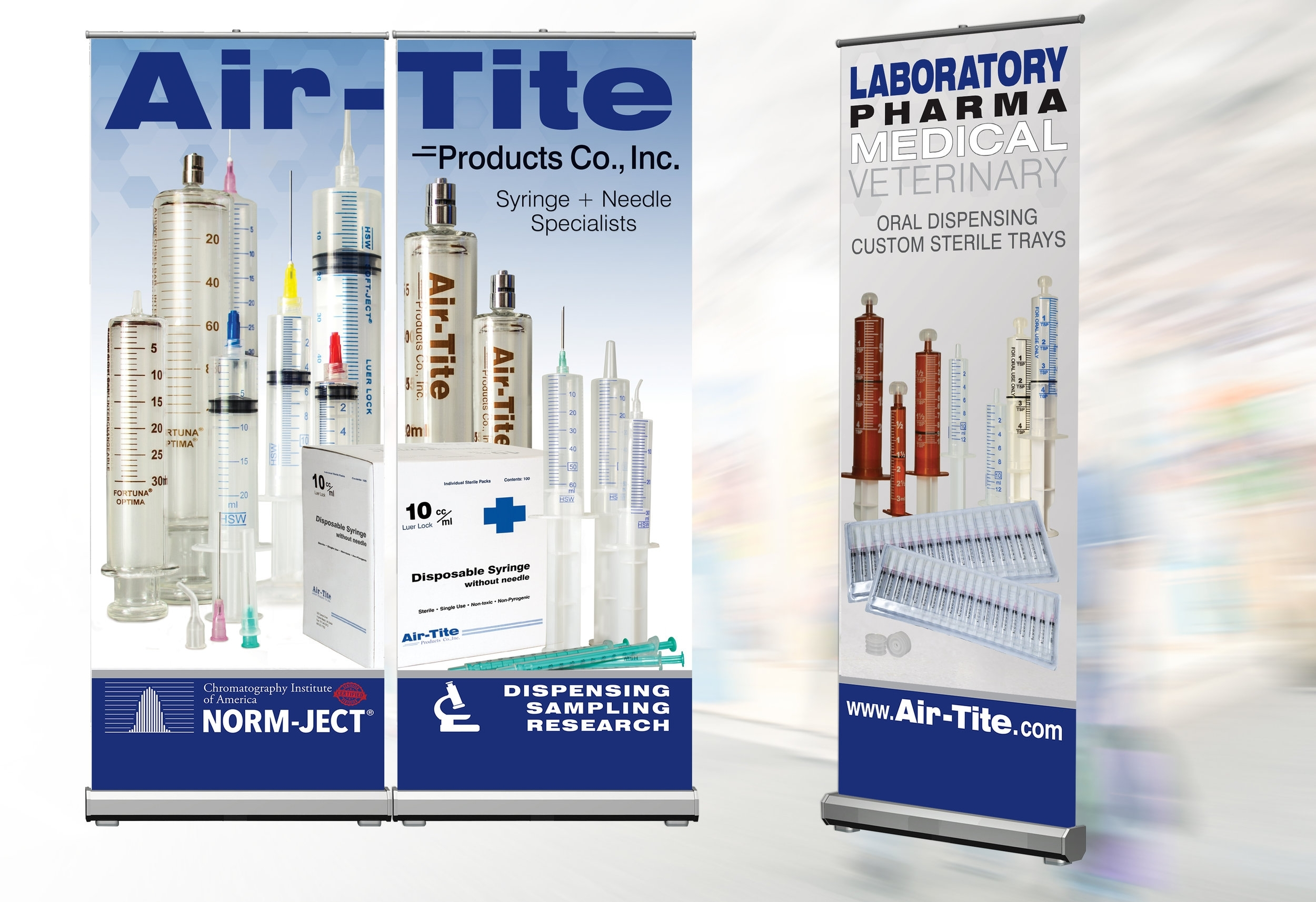 AIR-TITE PRODUCTS, INC.