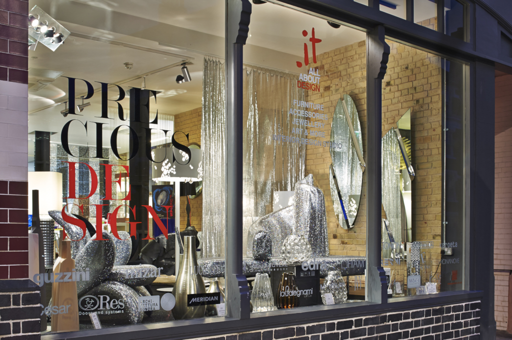 .it all about design, Clerkenwell showroom, London