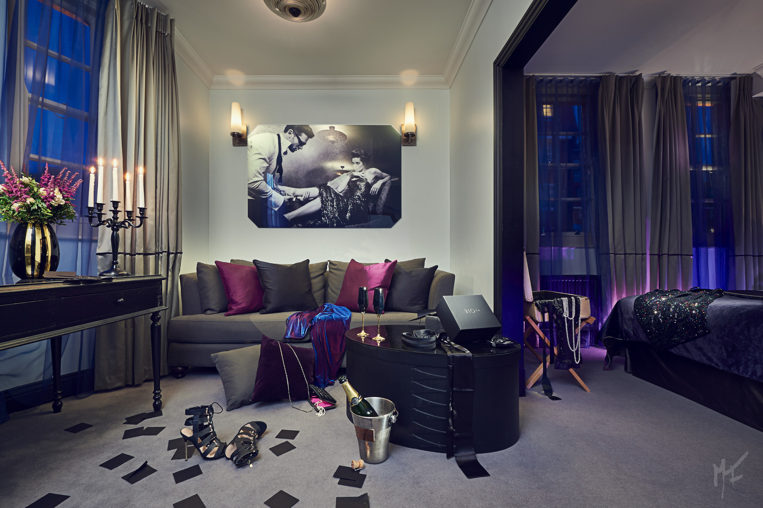 210th suite at MyHotels Chelsea