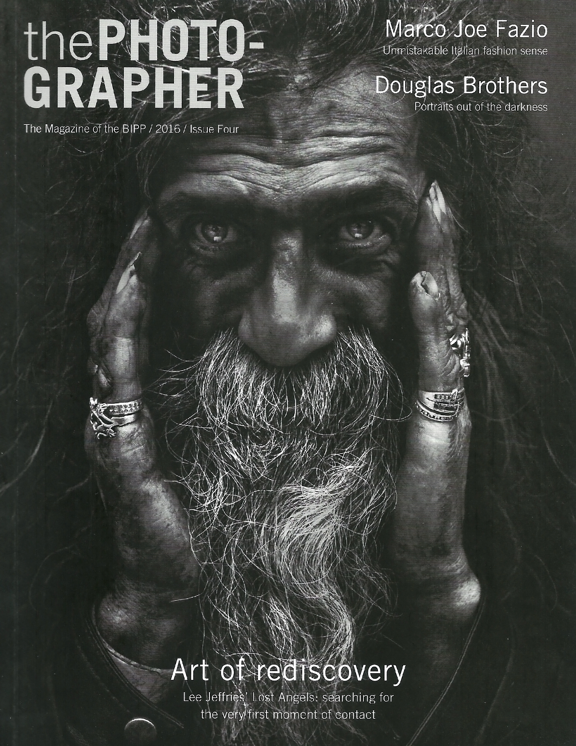 the Photographer magazine / 2016 / Issue Four