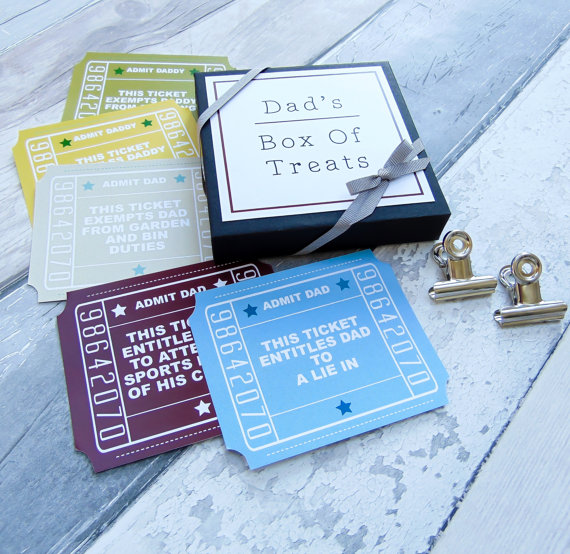 Dad vouchers - Add a Rocking Horse Photography photoshoot voucher to personalise the collection.