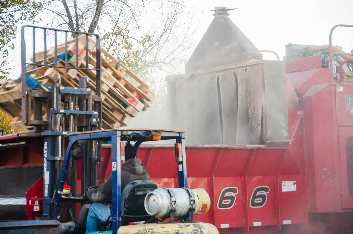 GPI Pallet Disposal