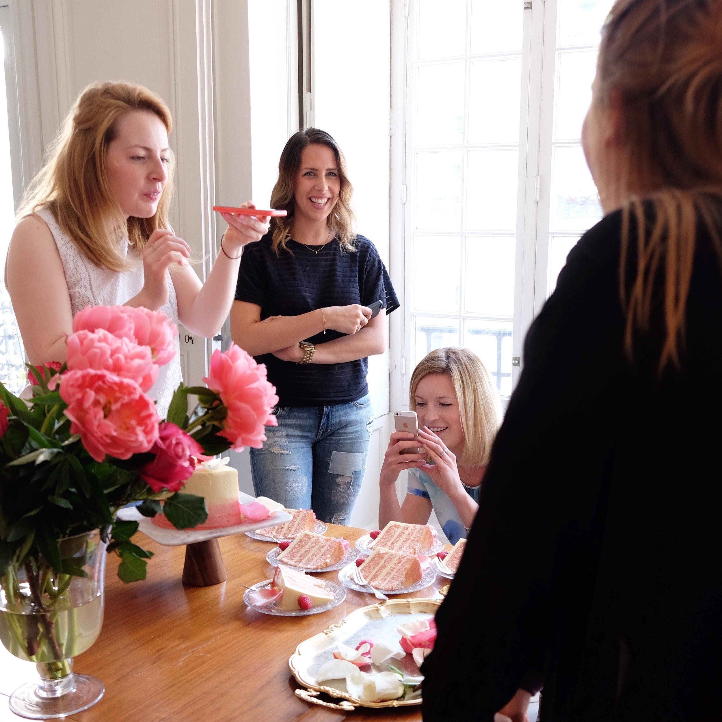 cake girls