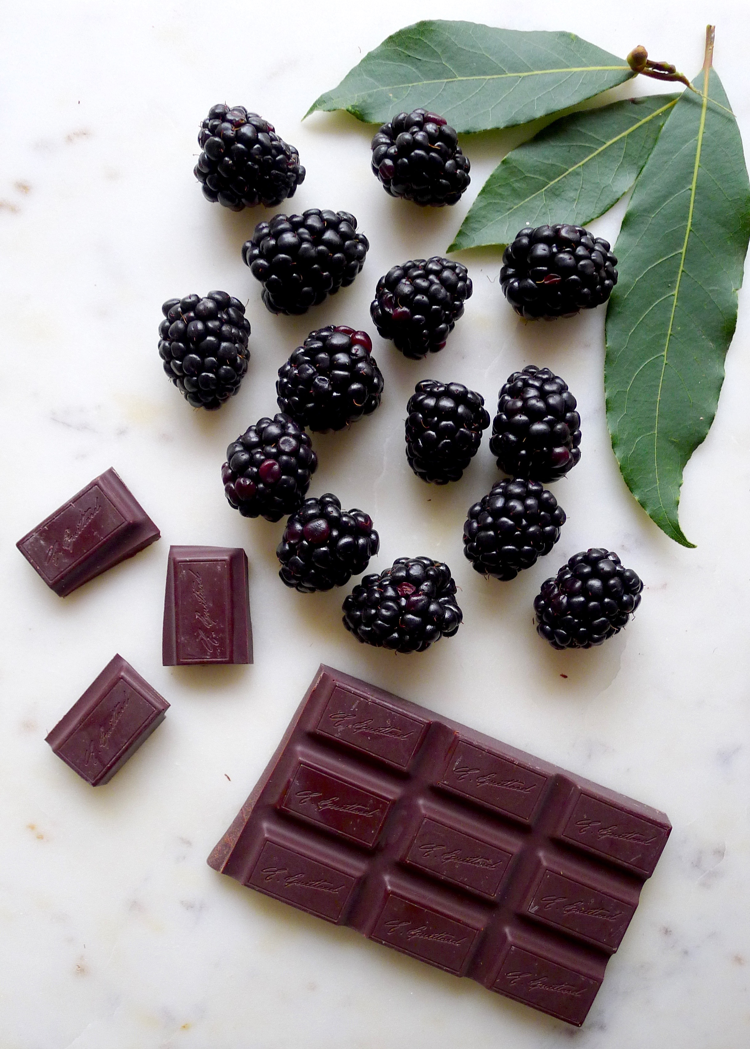 blackberries&chocolate