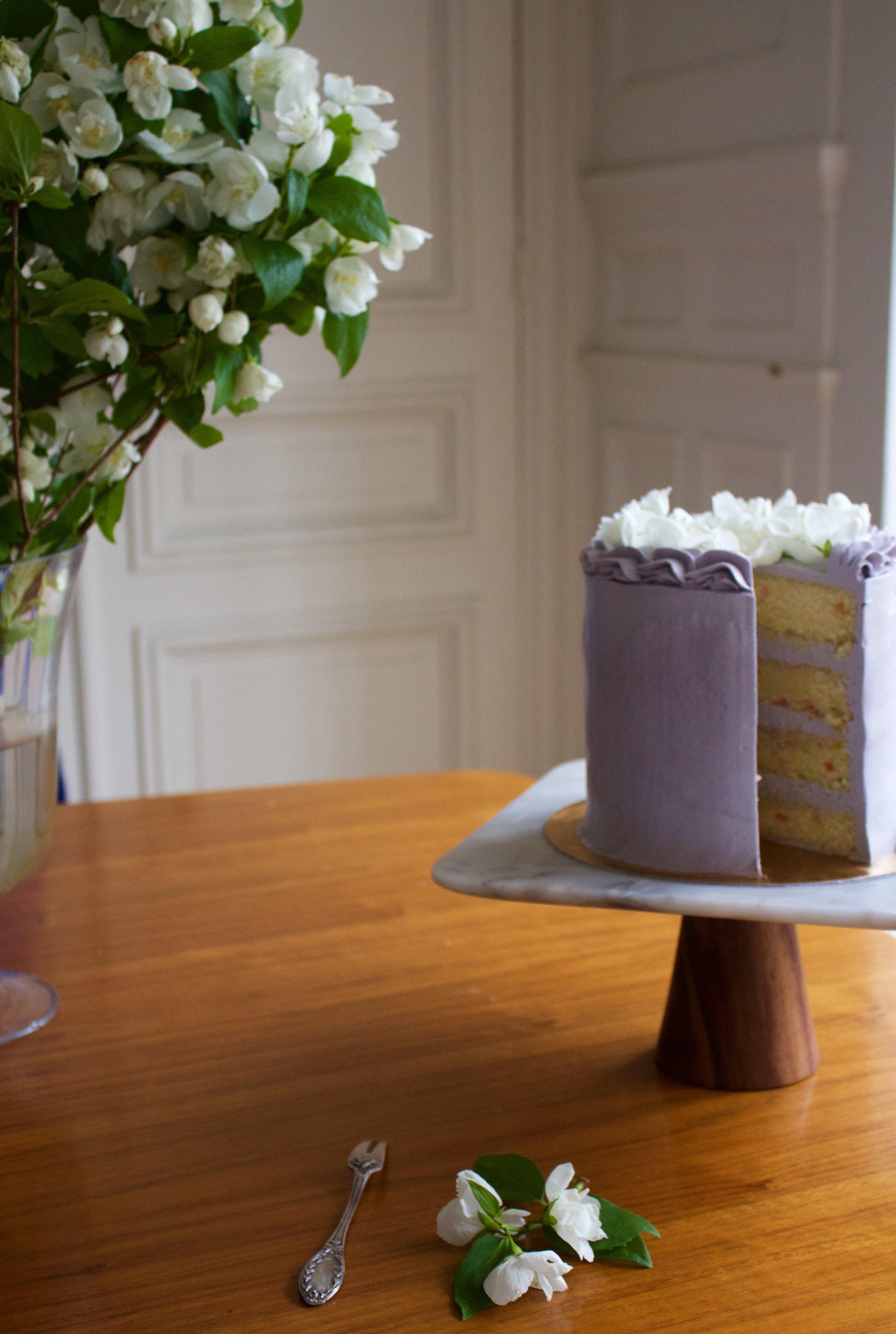 violet slice