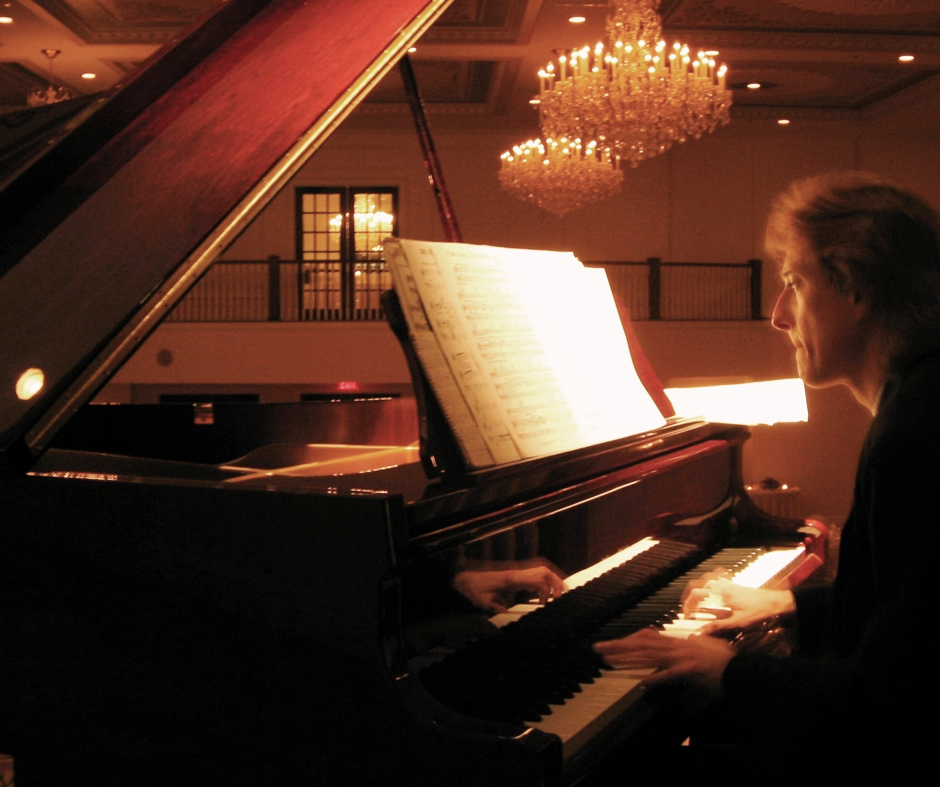 Pianist- Solo/Duos/Trios - Ceremony and Cocktail Music:Standards, Pop, Jazz, Broadway, Holiday Music and much more!for more information call (267)577-2222 or email dco@dcoevents.com