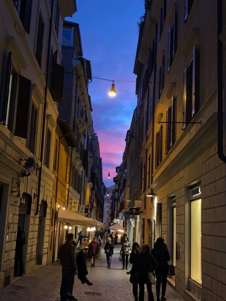 Join me in Rome in March 2020! - Tentative dates: March 1st to 8th …