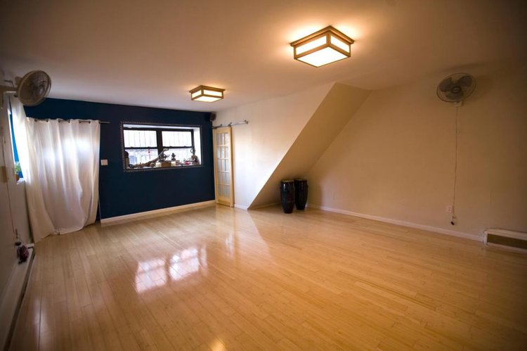 Studio 1 at Shambhala Yoga & Dance Center