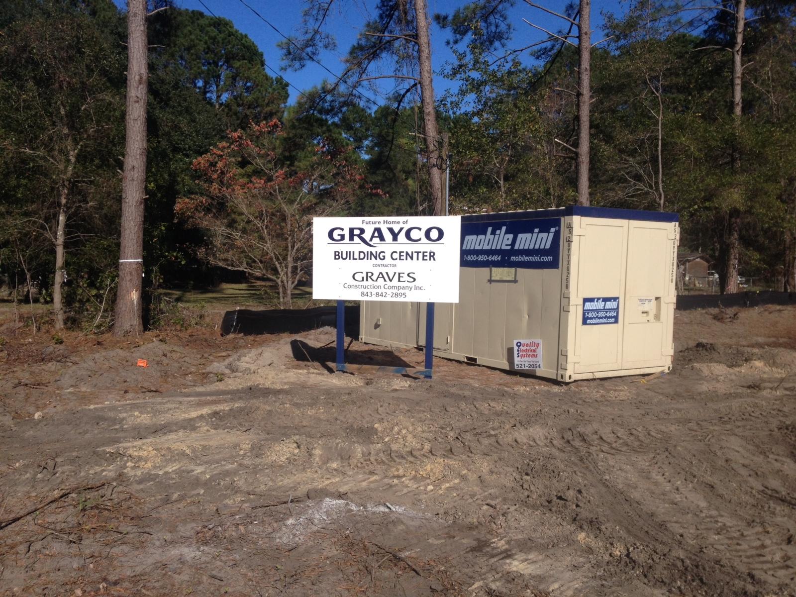 Grayco sign