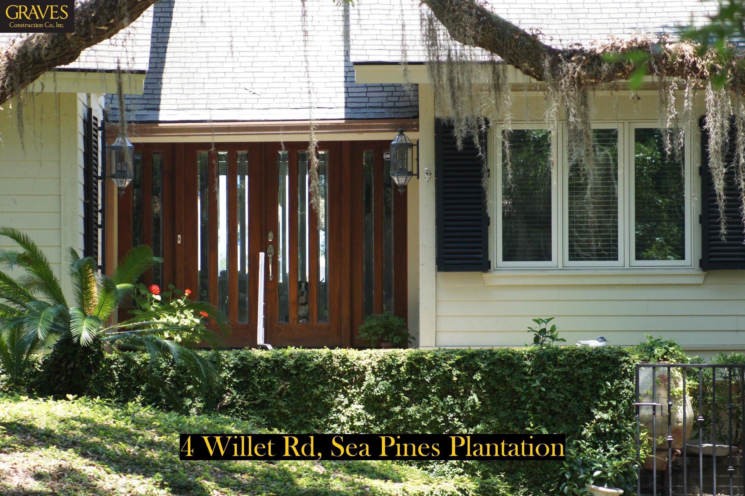 4 Willet Road - 1