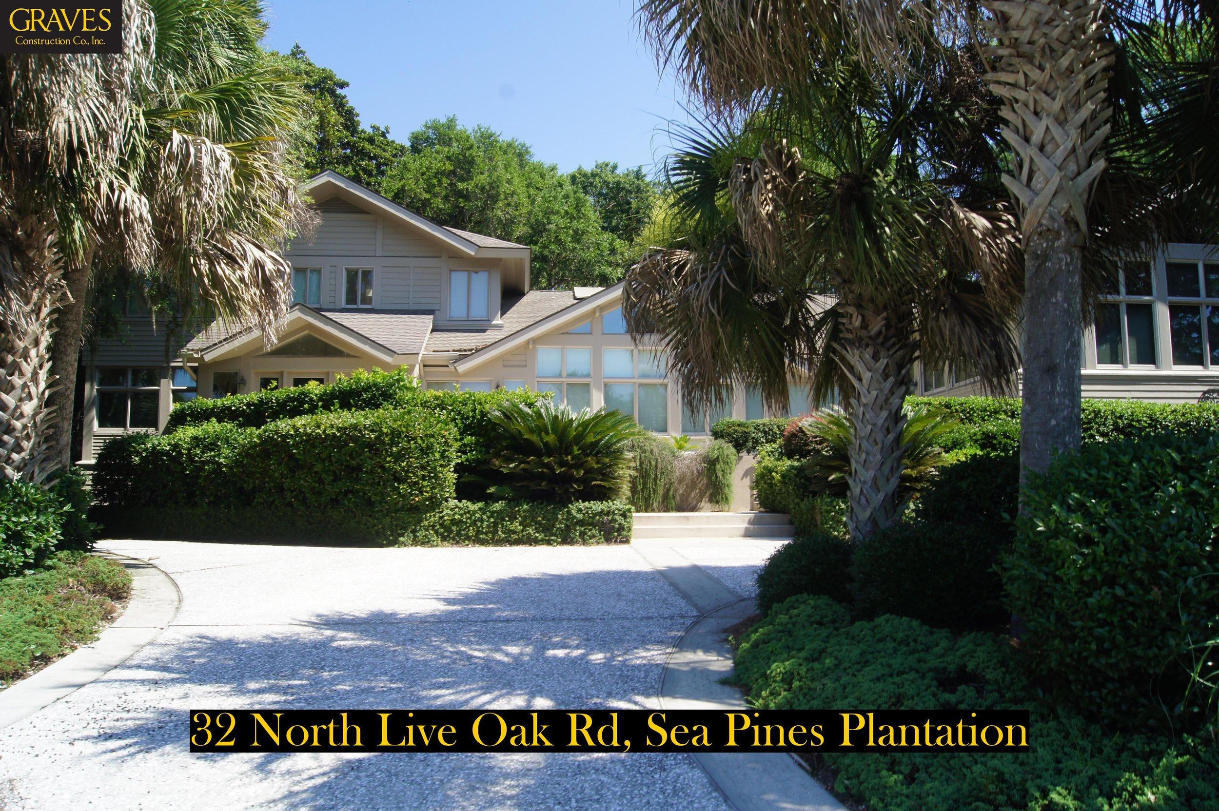 32 North Live Oak - 1