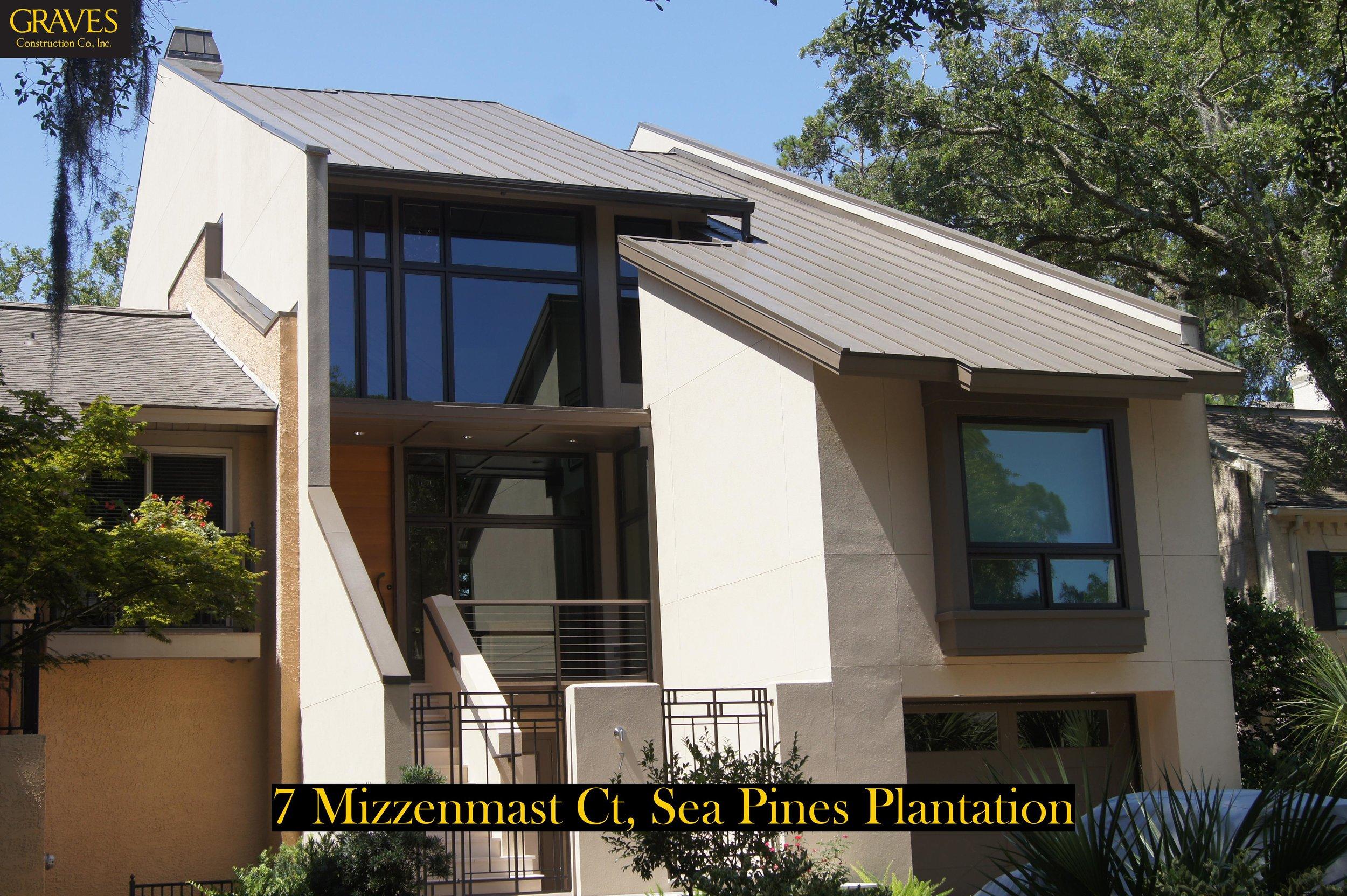 7 Mizzenmast Ct. - Sea Pines Plantation