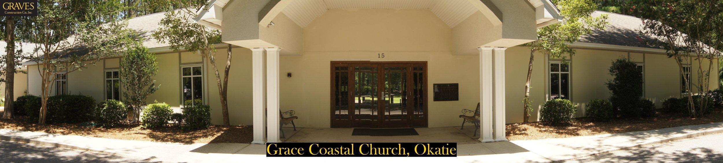 Grace Coastal Church - 5