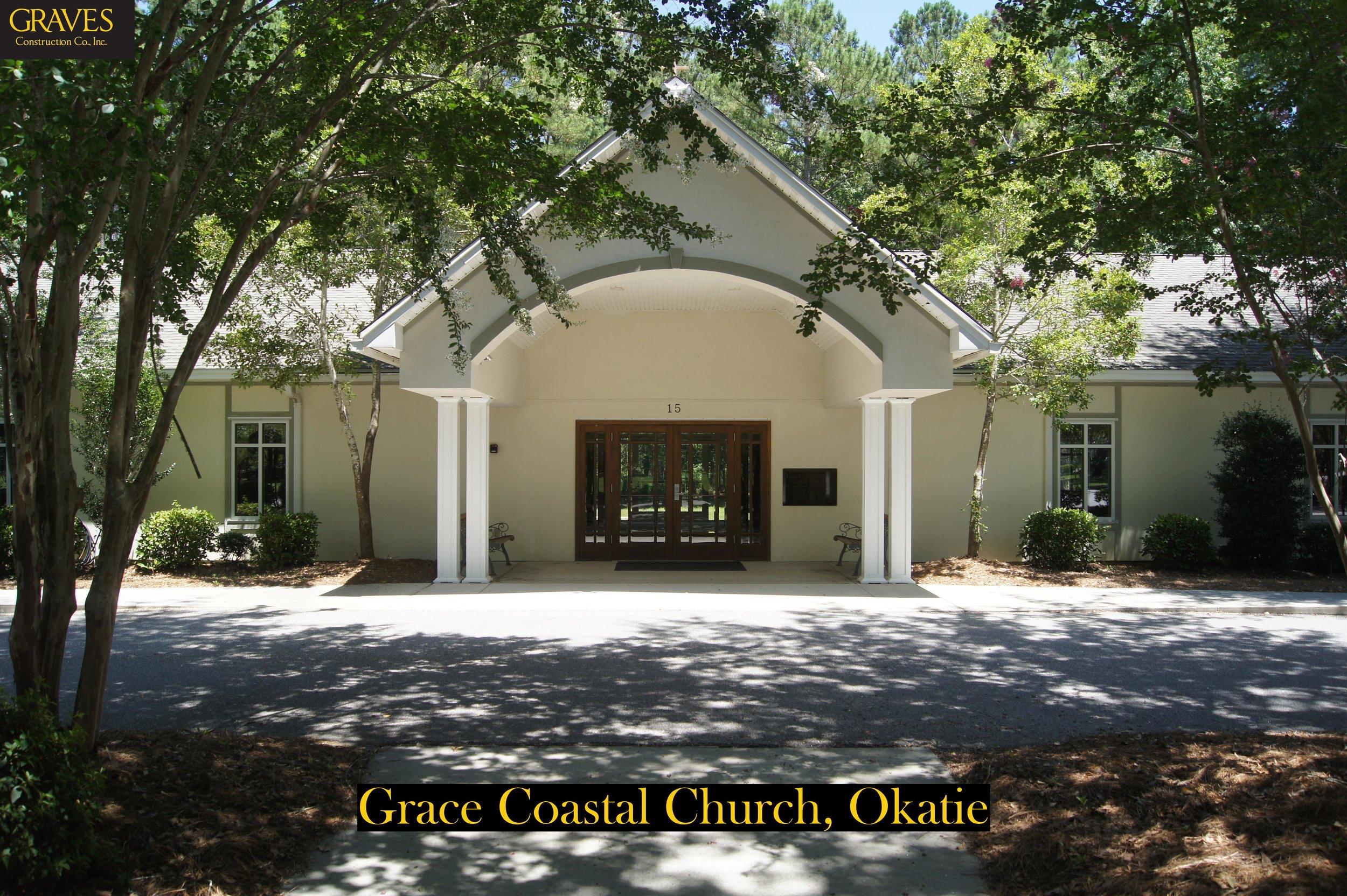 Grace Coastal Church - 1
