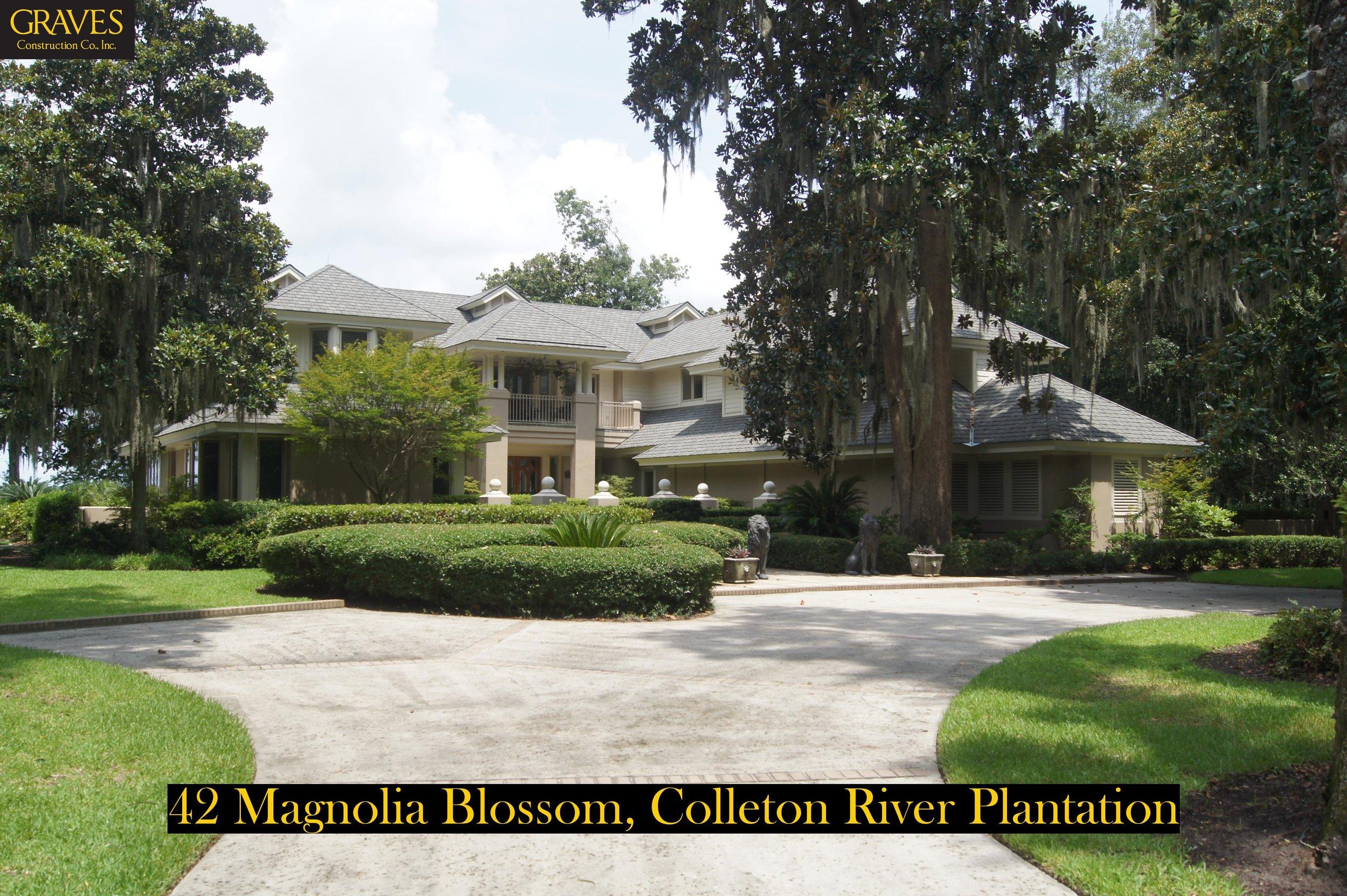 42 Magnolia Blossom - 1
