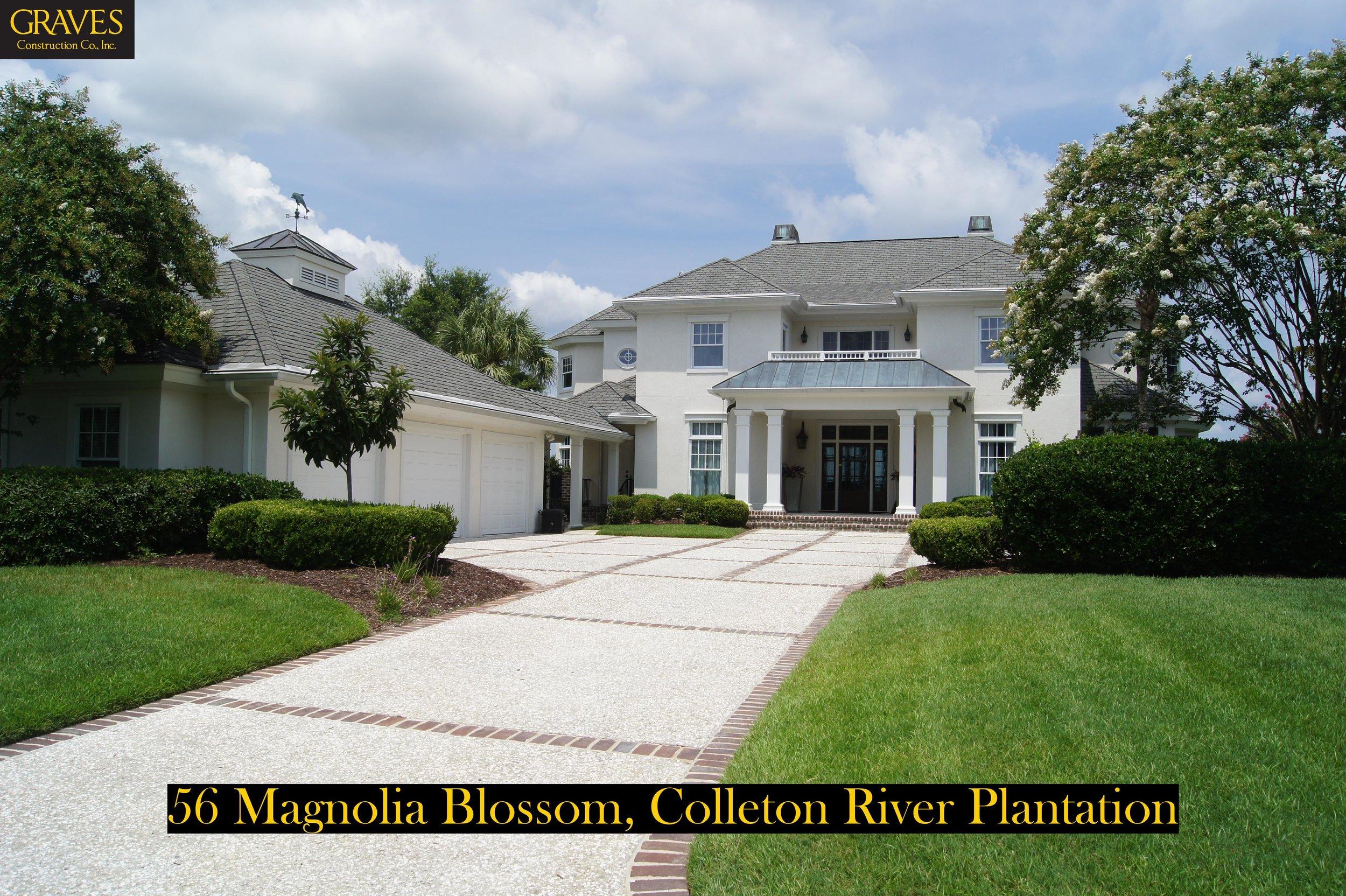 56 Magnolia Blossom - 3