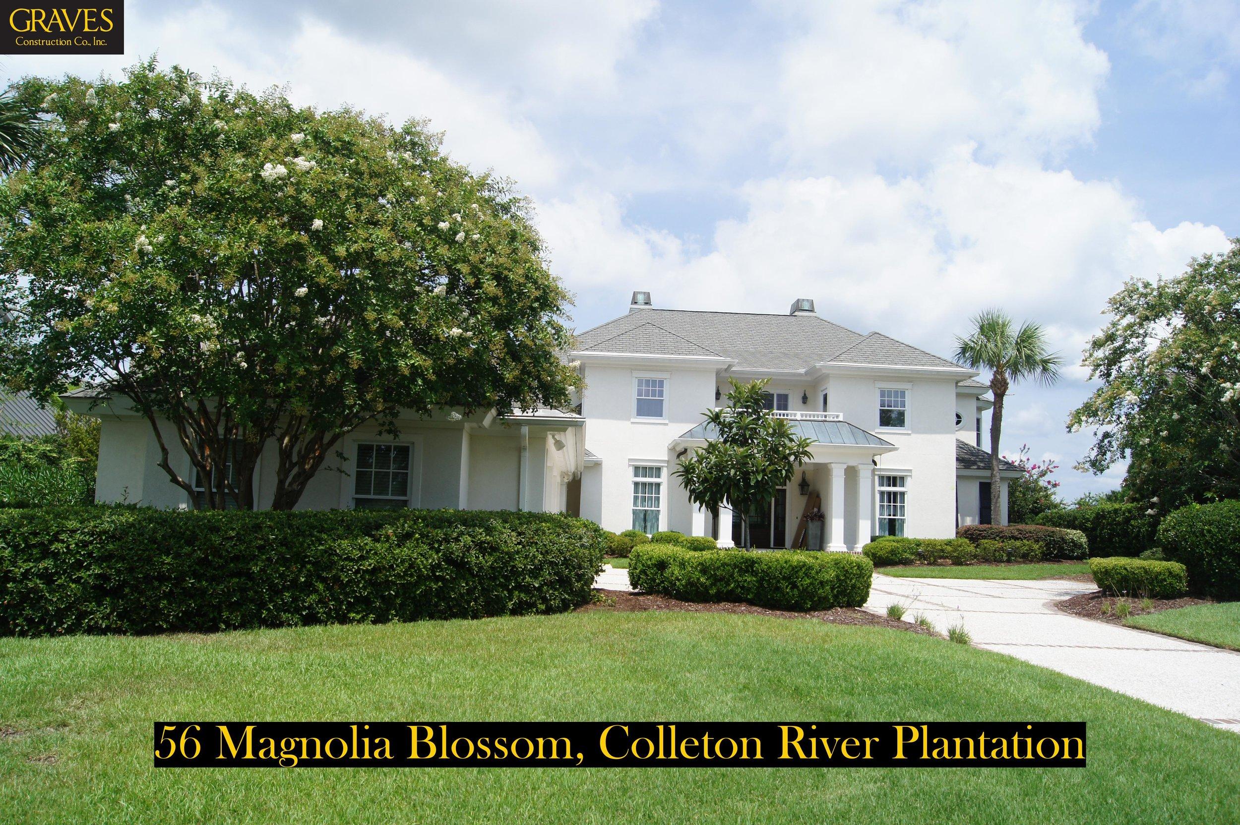 56 Magnolia Blossom - 4