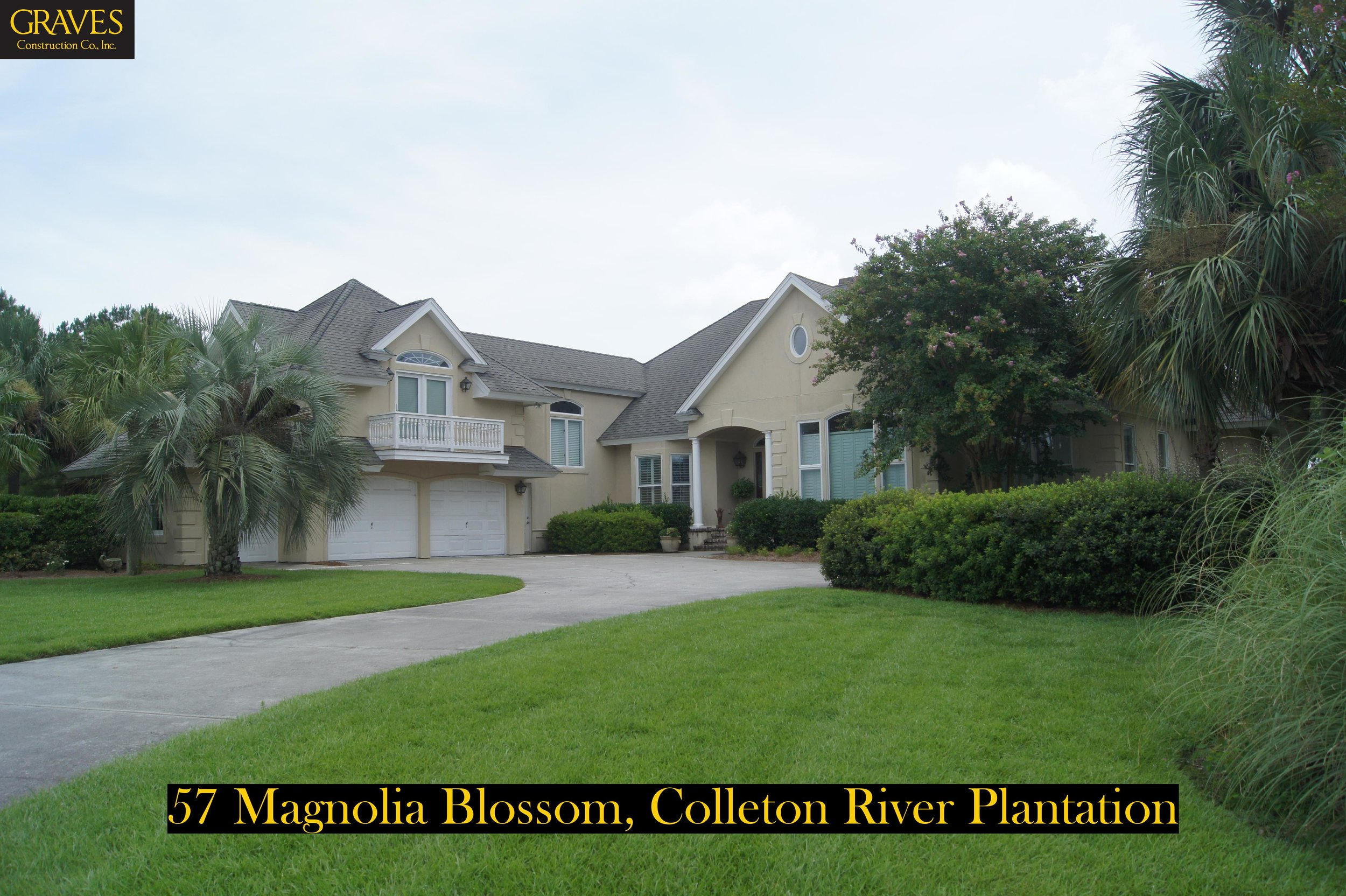 57 Magnolia Blossom - 1
