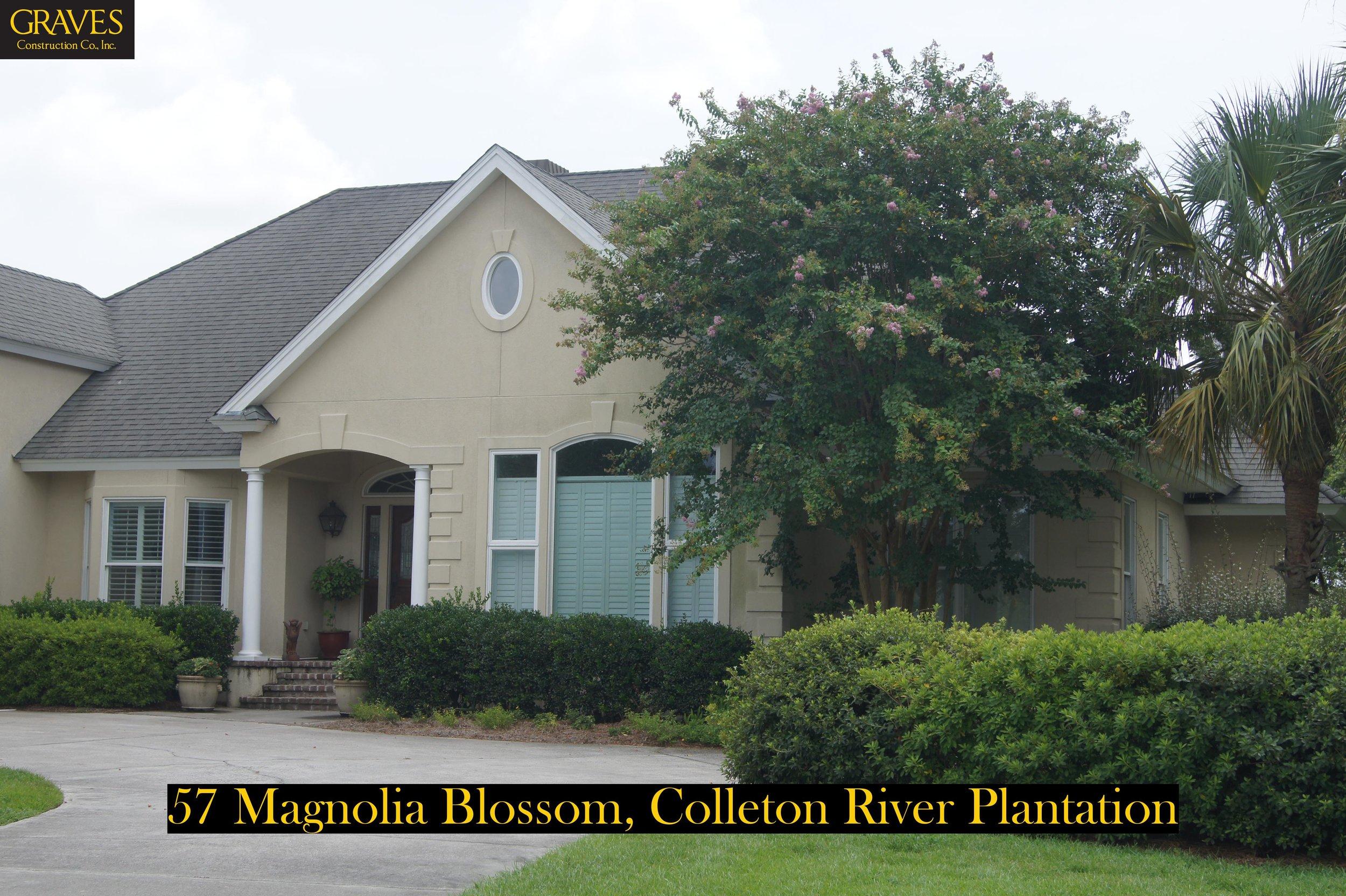 57 Magnolia Blossom - 3