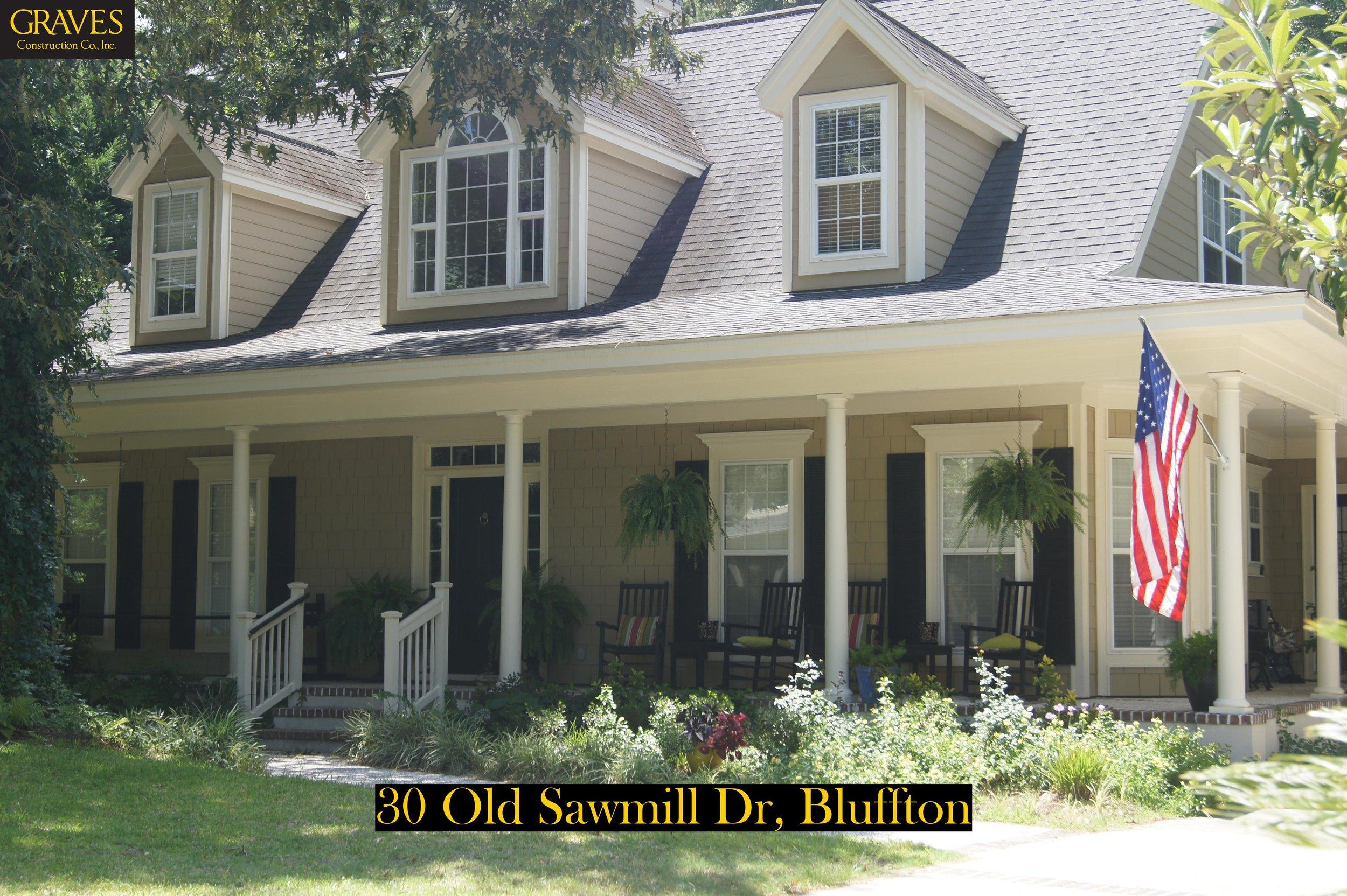 30 Old Sawmill - 1