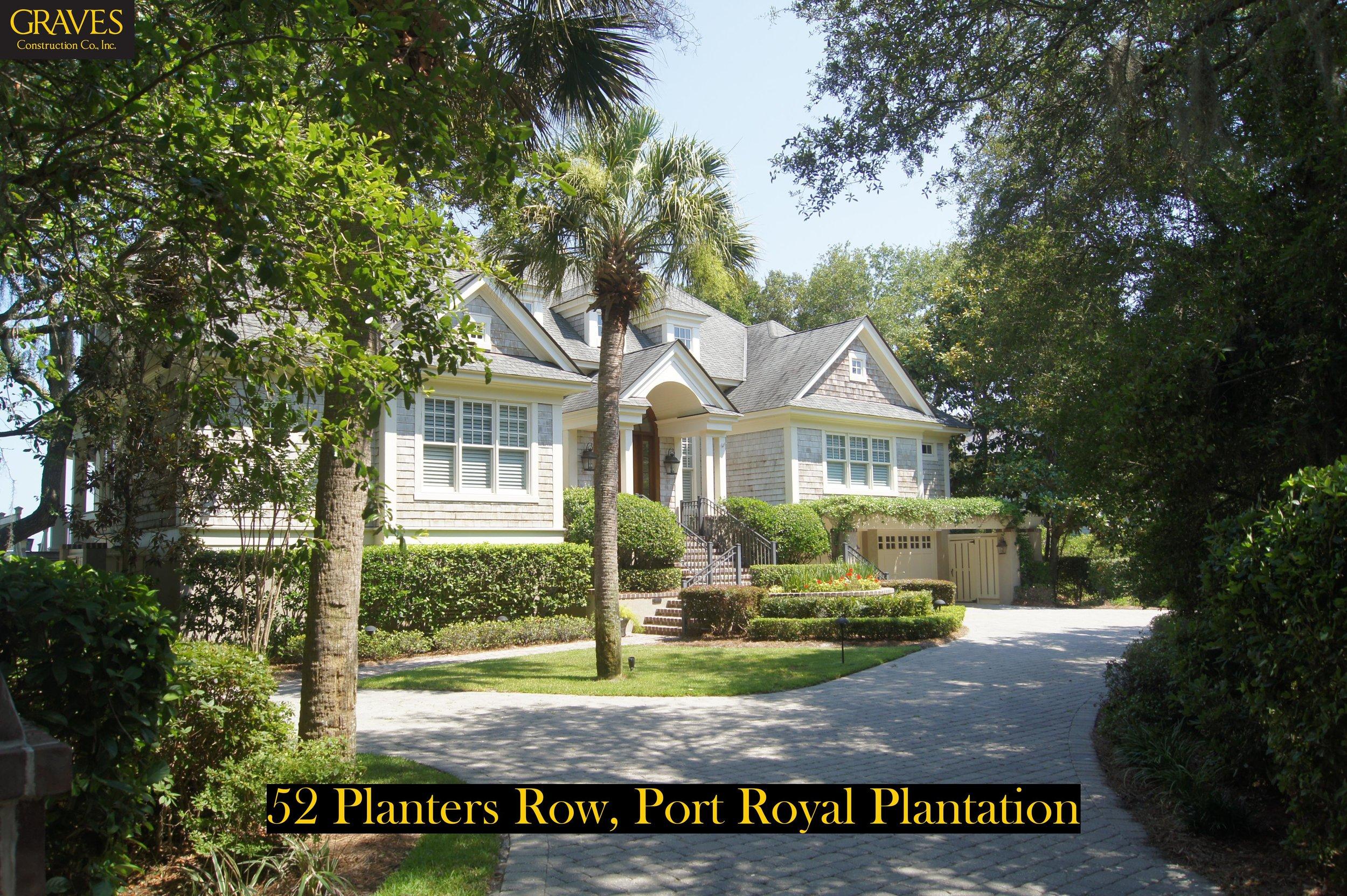 52 Planters Row - 1