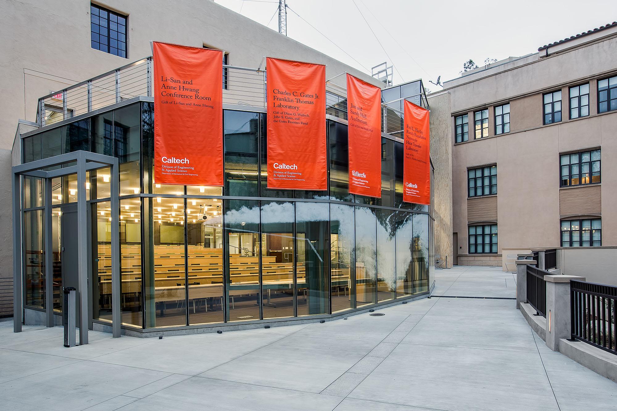 Caltech Thomas Laboratory