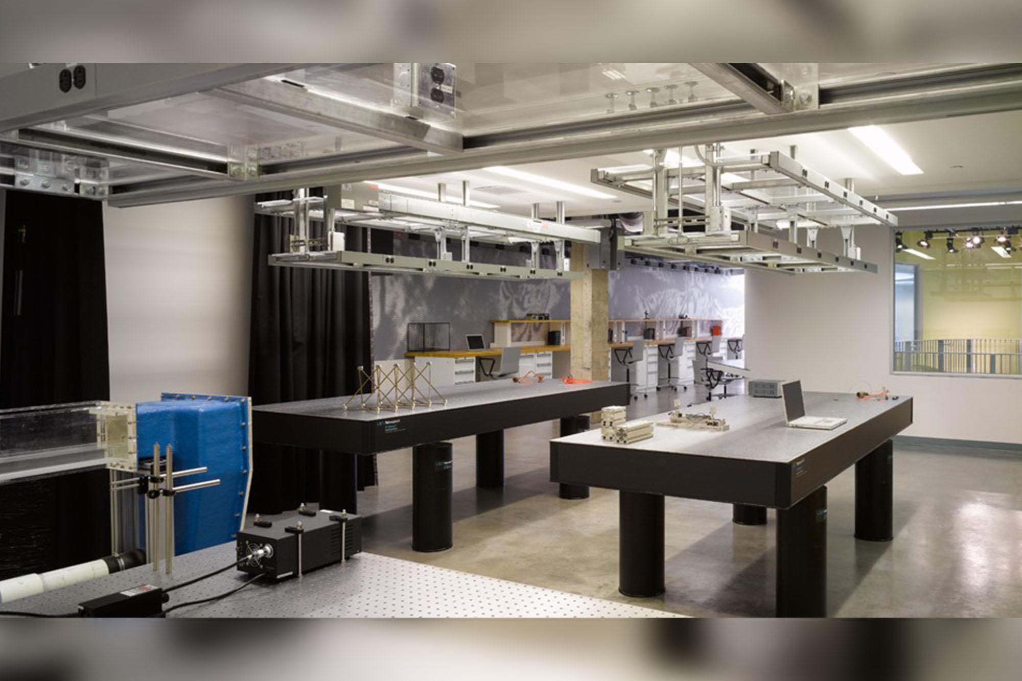 Caltech Guggenheim Renovation