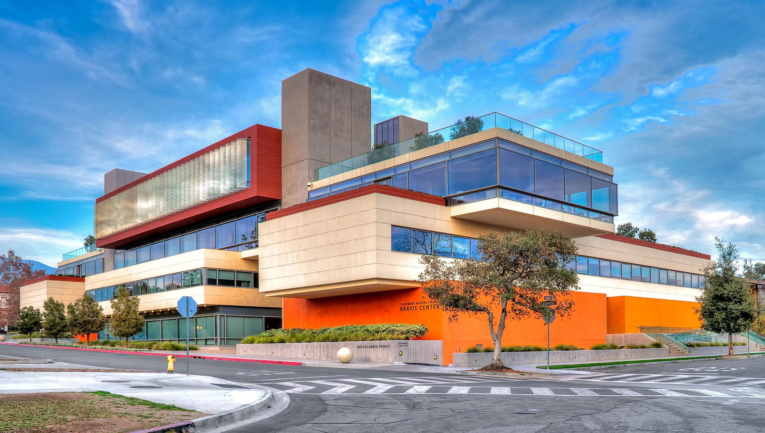 Claremont McKenna Kravis Center