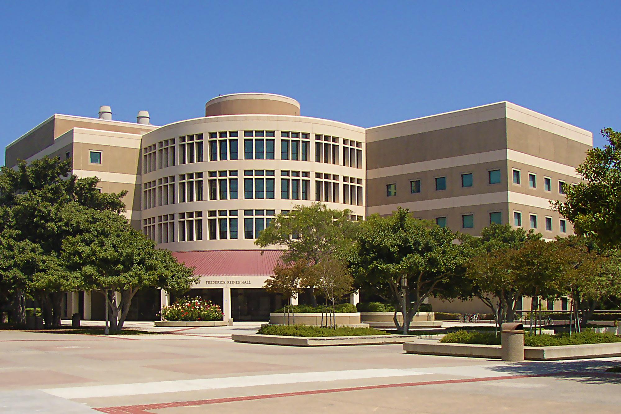 UCI Reines Hall