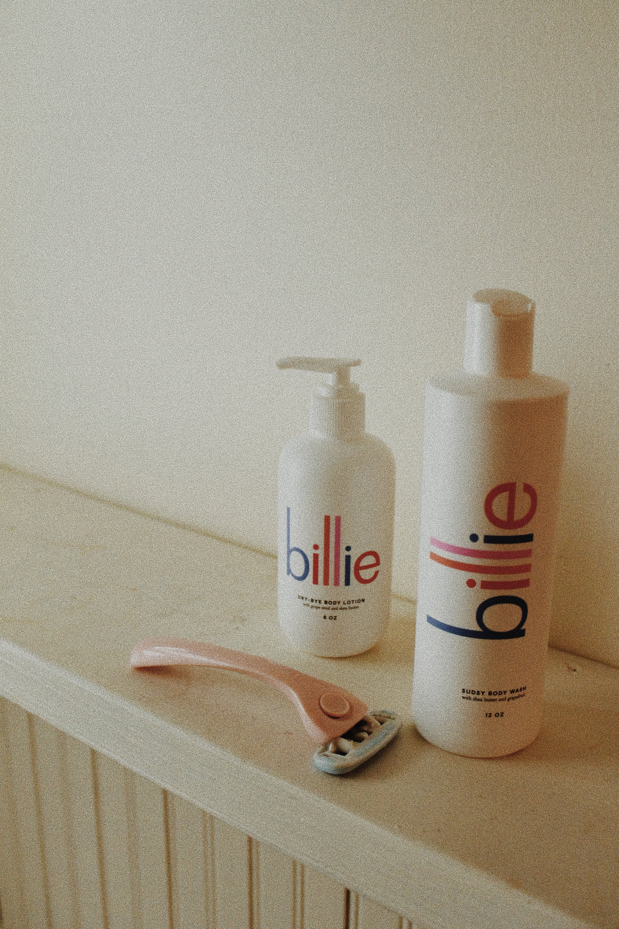 my billie starter kit