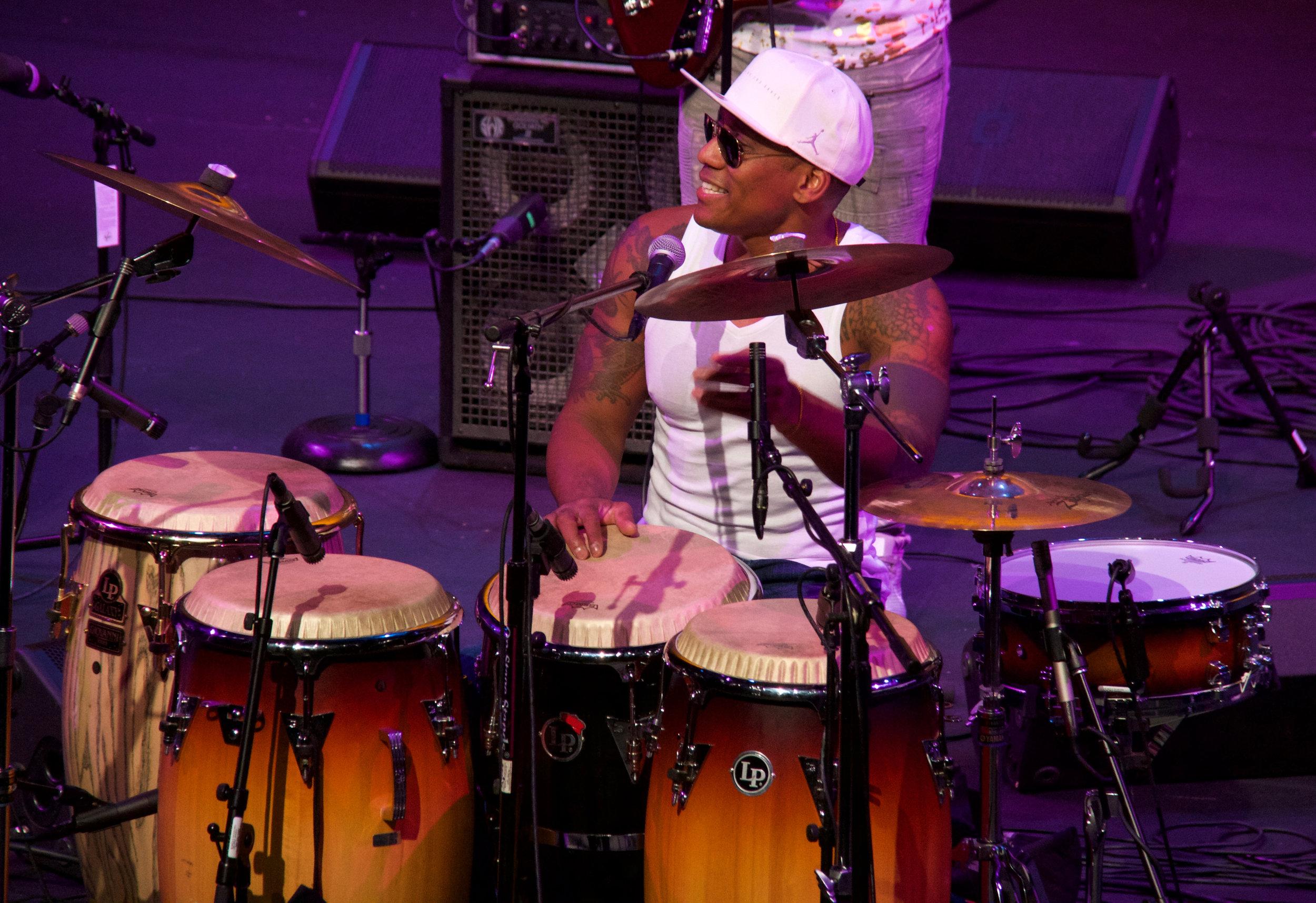 Pedrito Martinez , San Jose Jazz Summer Fest 2017