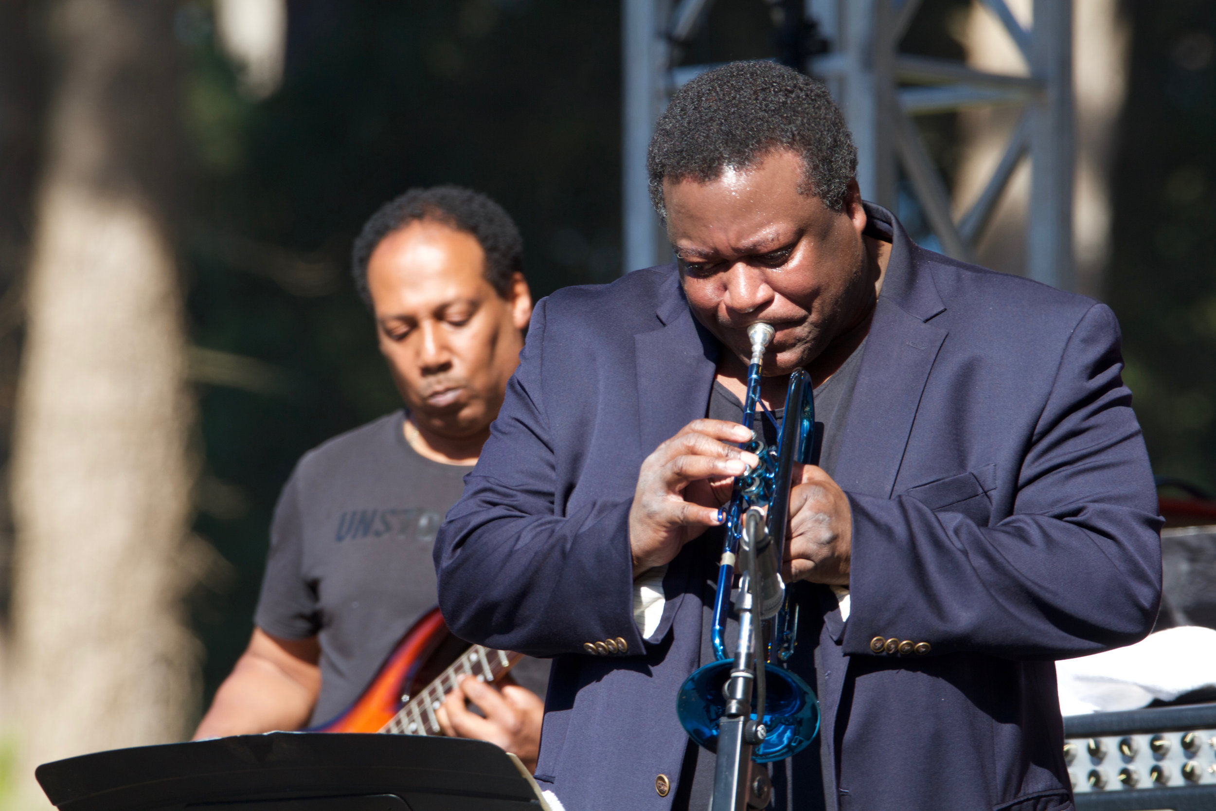Wallace Roney, Ornette's Prime Time Band Reunion,Hardly Strictly Bluegrass 2017