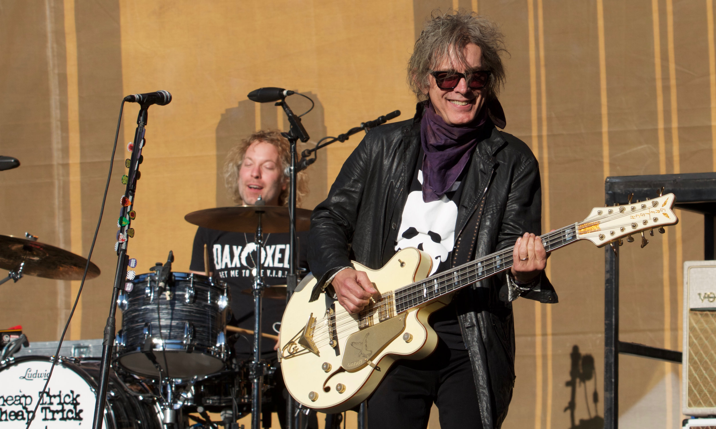 Cheap Trick,, Hardly Strictly Bluegrass 2017
